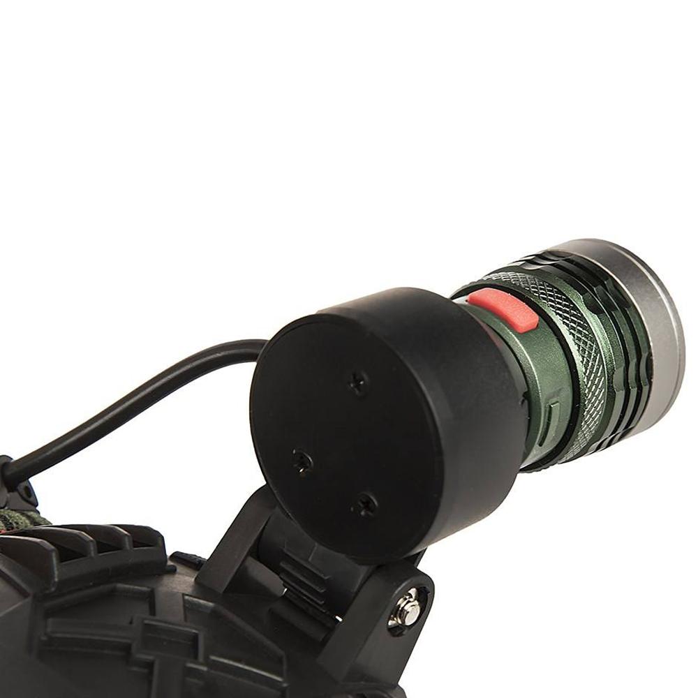 چراغ پیشانی هدلامپ مدل em-7