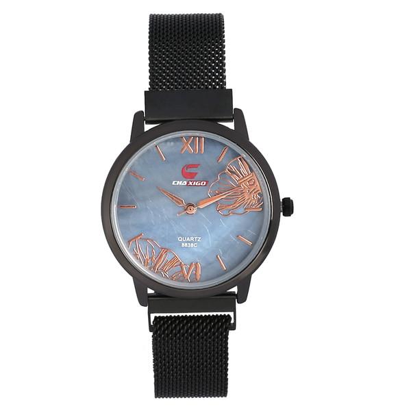 ساعت مچی عقربه ای زنانه چاکسیگو مدل CH 2380 - ME-ME