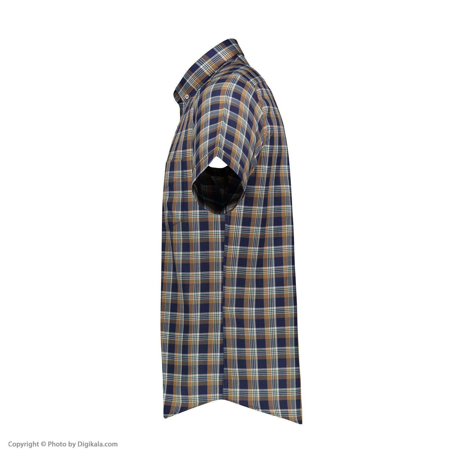 پیراهن مردانه زی مدل 1531195ML -  - 2