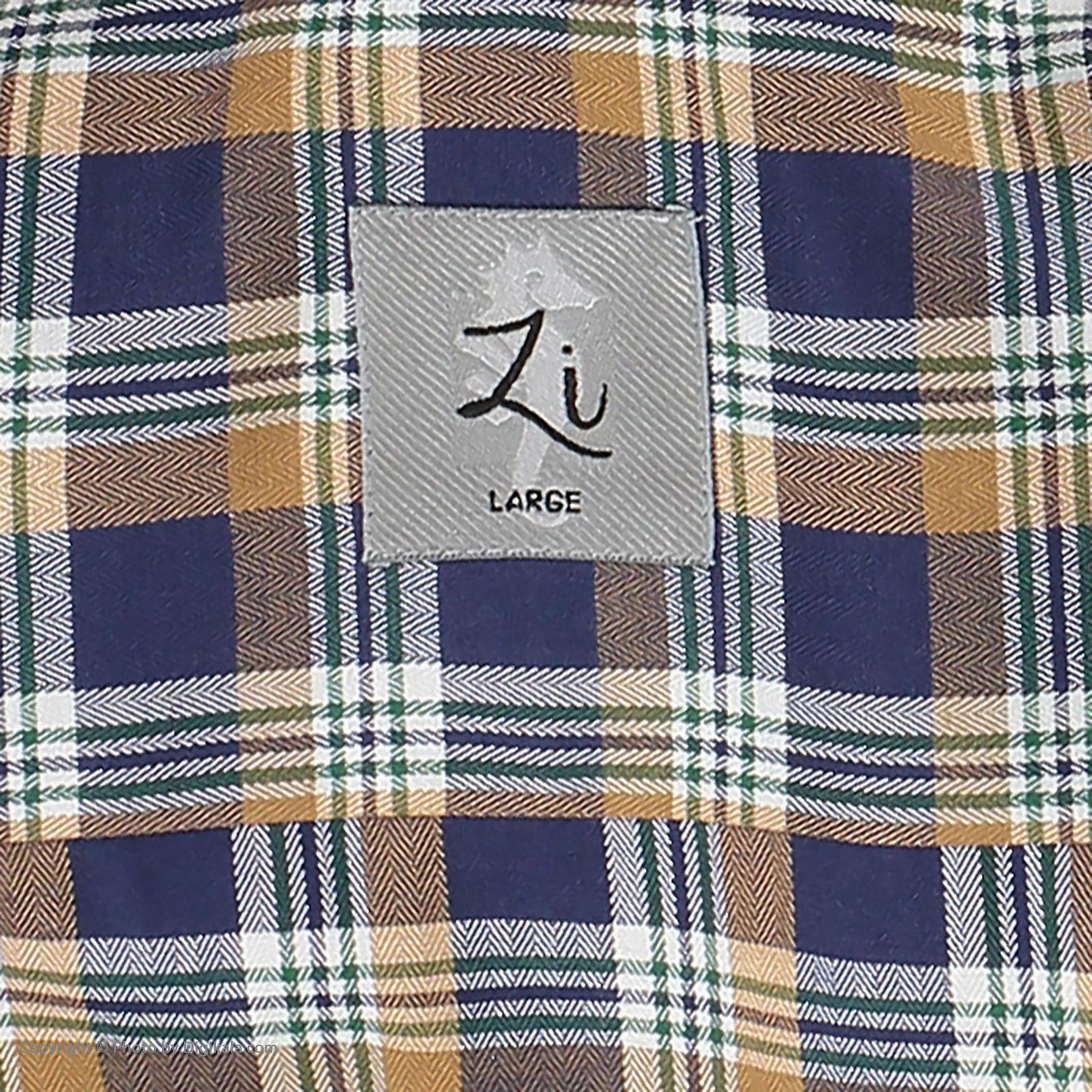 پیراهن مردانه زی مدل 1531195ML -  - 5
