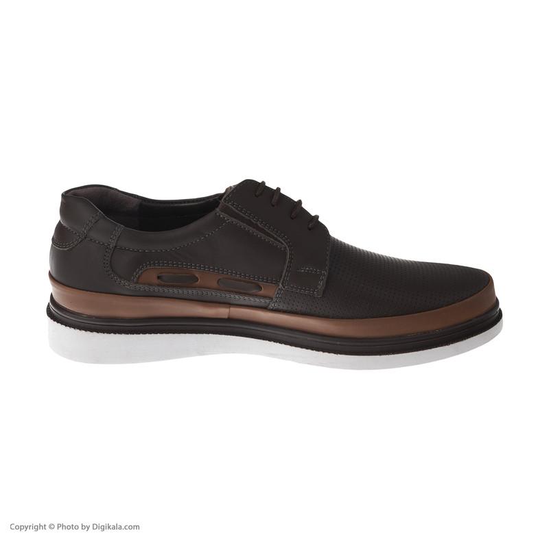 کفش روزمره مردانه مل اند موژ کد 413-Brn