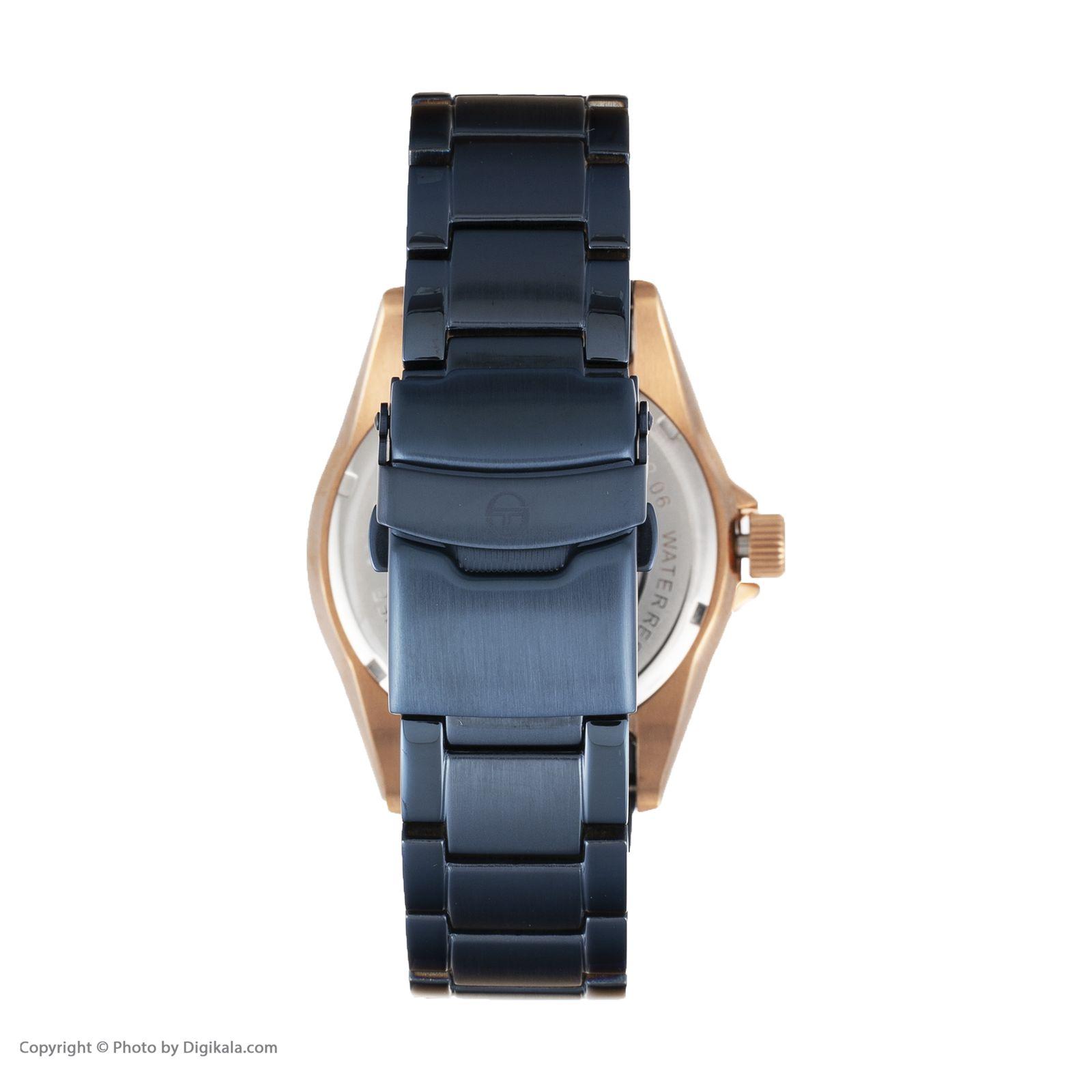 ساعت مچی عقربه ای مردانه سرجیو تاچینی مدل ST.8.132.06 -  - 2