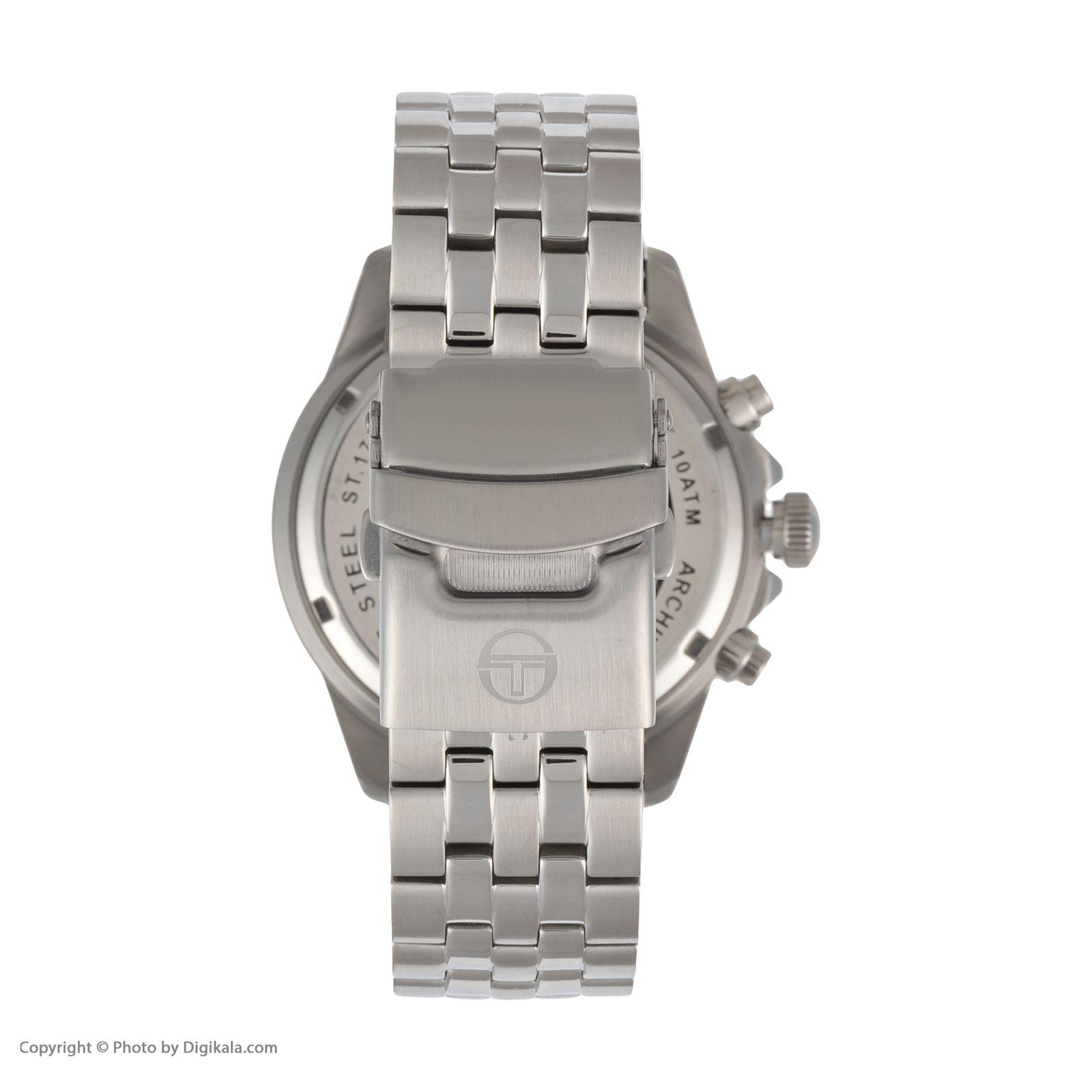 ساعت مچی عقربه ای مردانه سرجیو تاچینی مدل ST.17.102.07 -  - 2