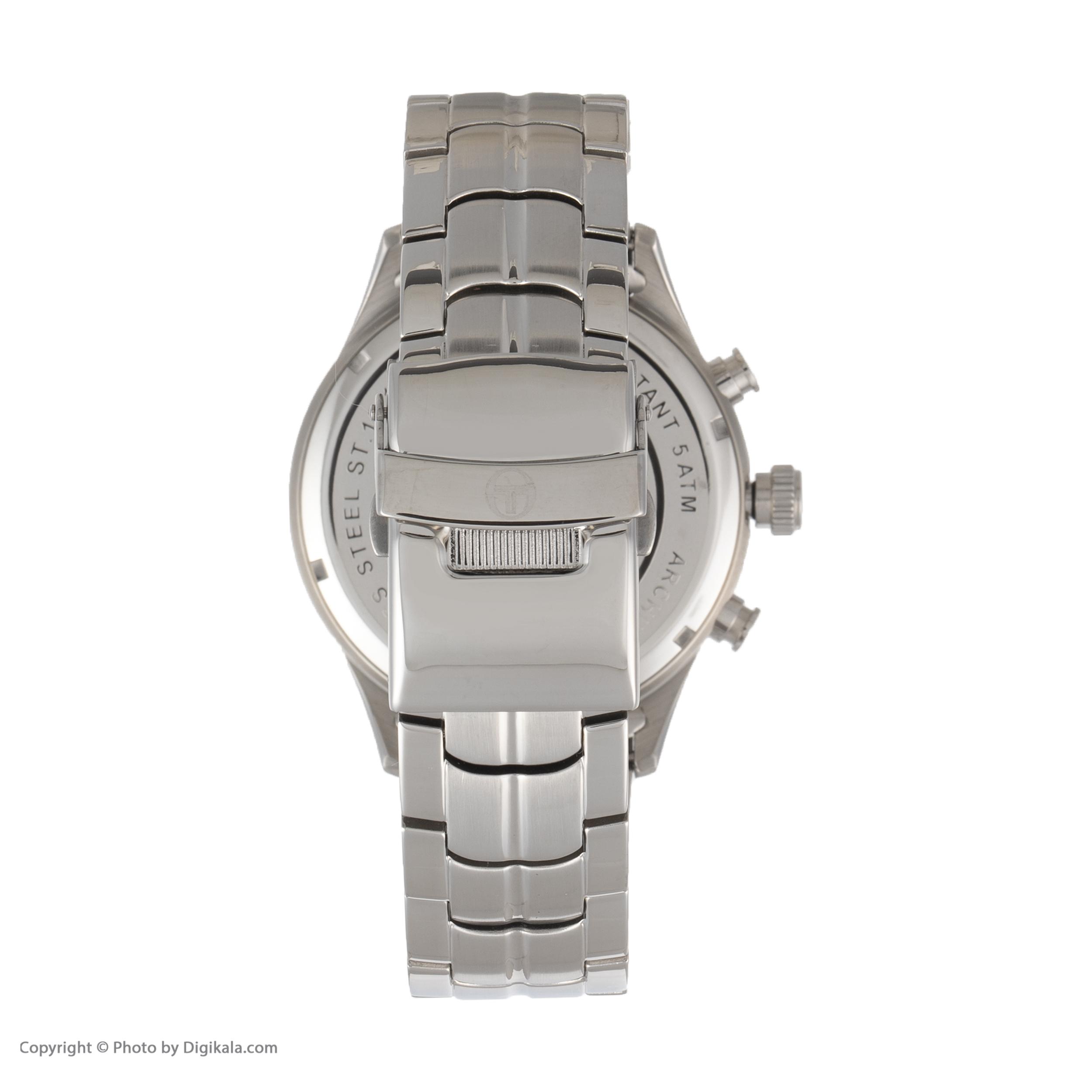 ساعت مچی عقربه ای مردانه سرجیو تاچینی مدل ST.19.102.04 -  - 2