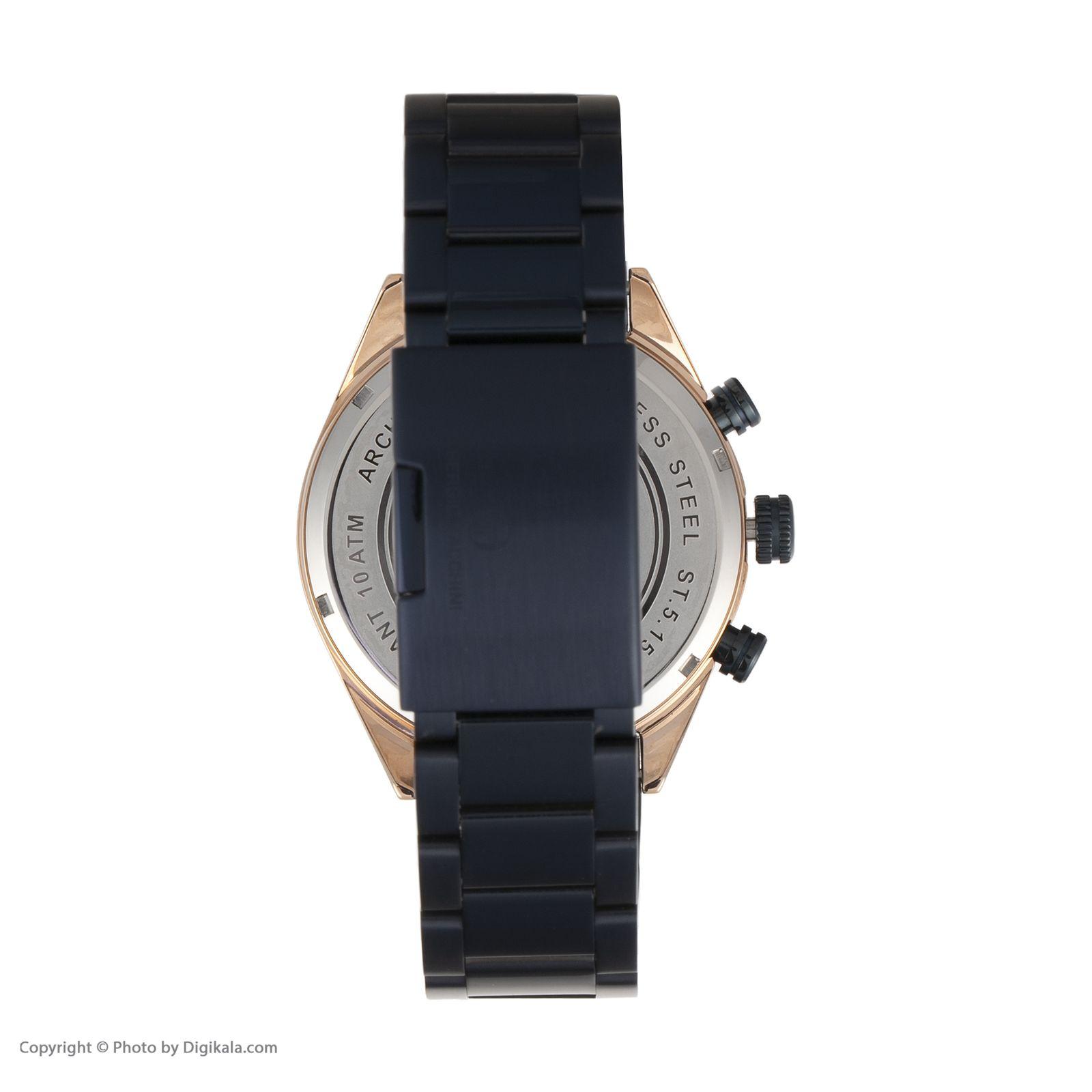 ساعت مچی عقربه ای مردانه سرجیو تاچینی مدل ST.5.154.05 -  - 2
