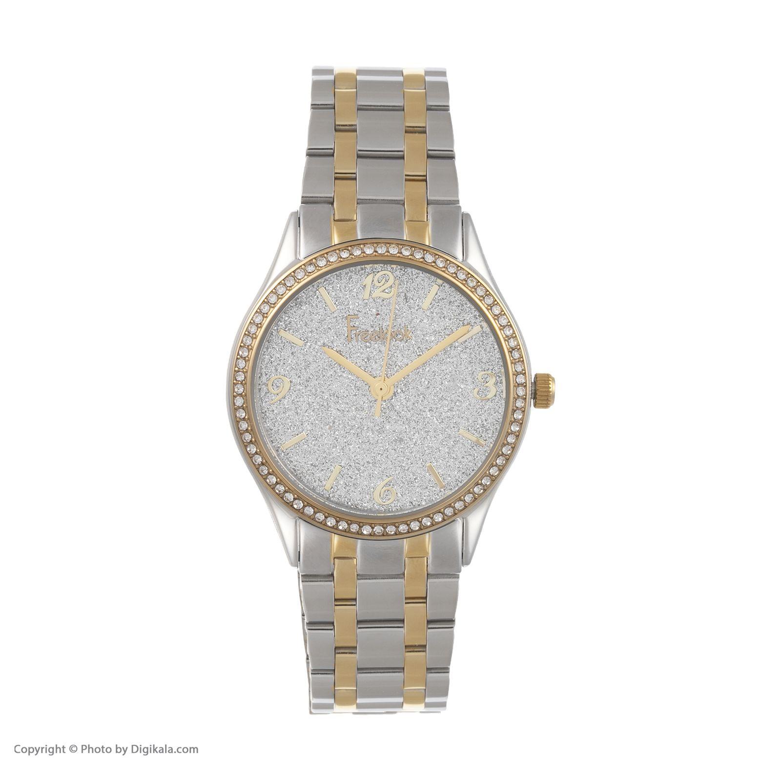 ساعت مچی عقربه ای زنانه فری لوک مدل F.7.1048.05 -  - 1