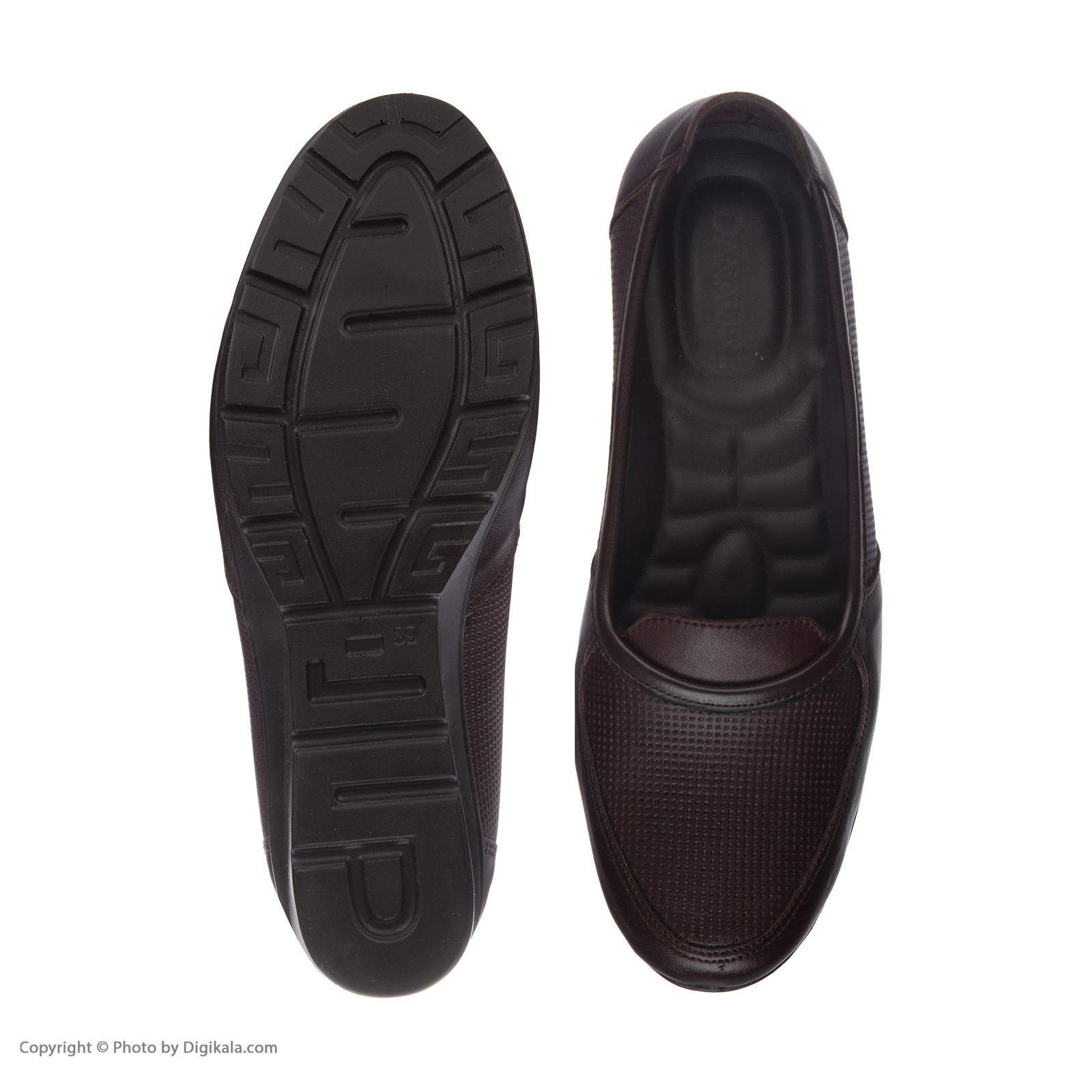 کفش روزمره زنانه دانادل مدل 6602A500104 -  - 3