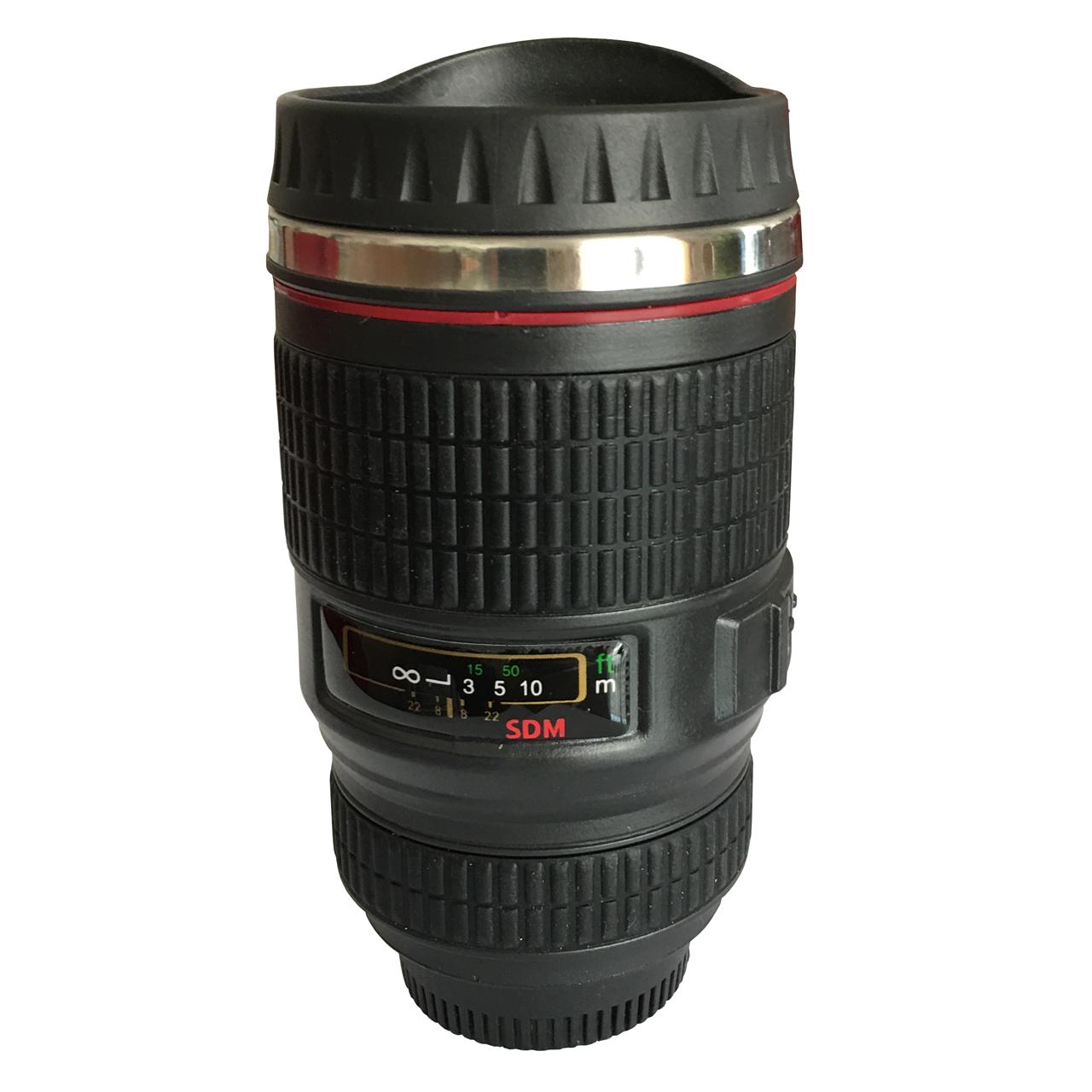 ماگ طرح لنز دوربین کد 0090