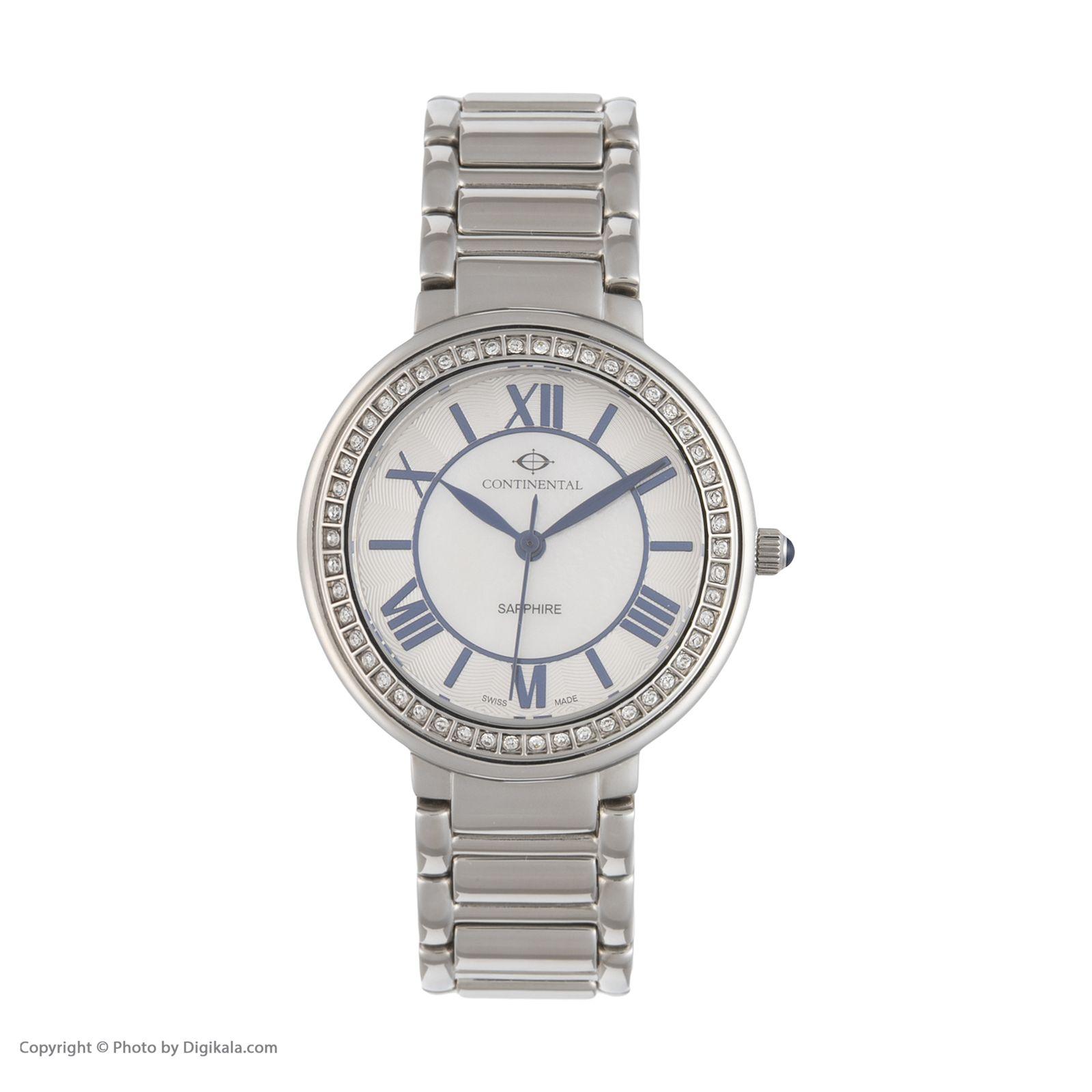 ساعت مچی عقربه ای زنانه کنتیننتال مدل 16103-LT101511 -  - 1