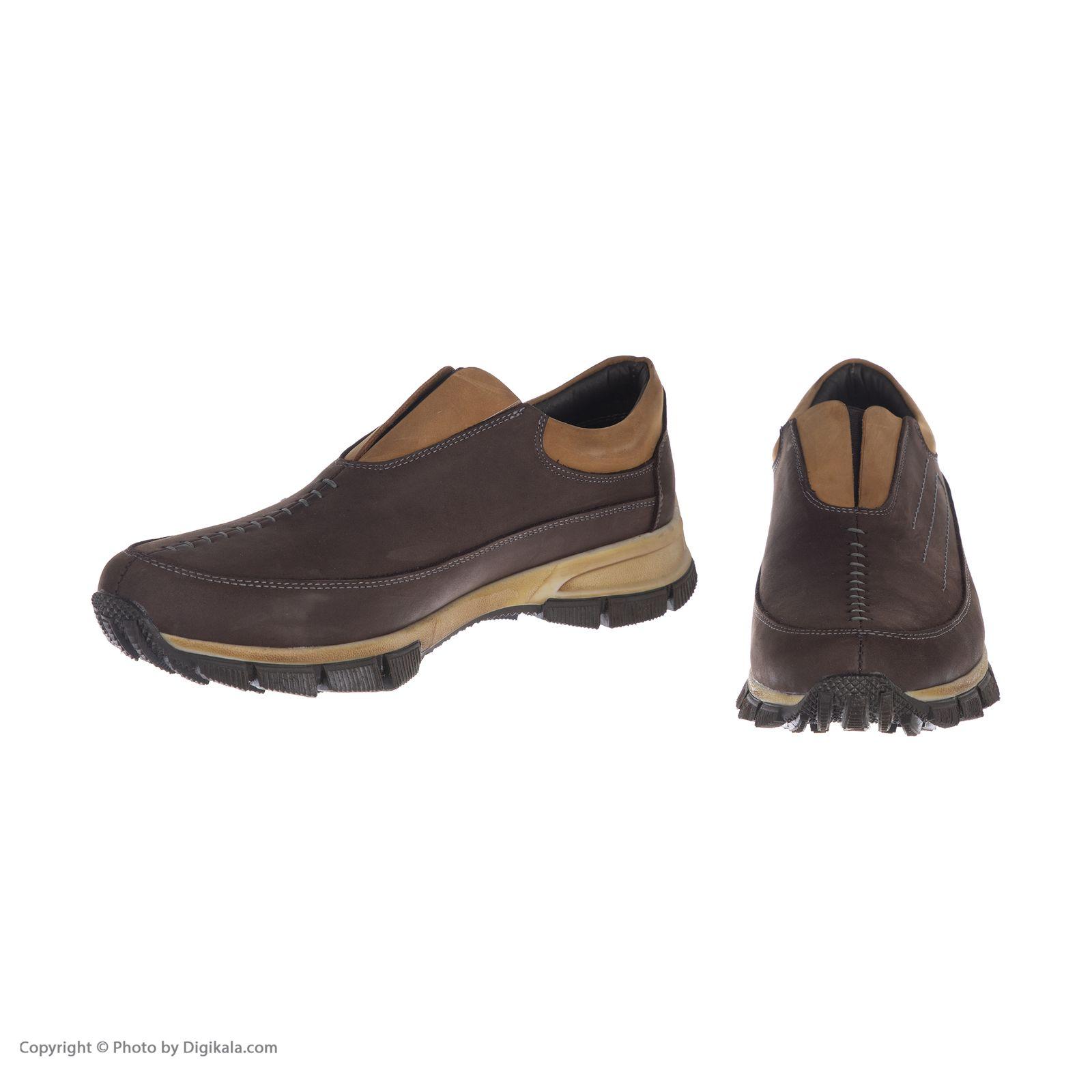 کفش روزمره مردانه دانادل مدل 8604A503104 -  - 5