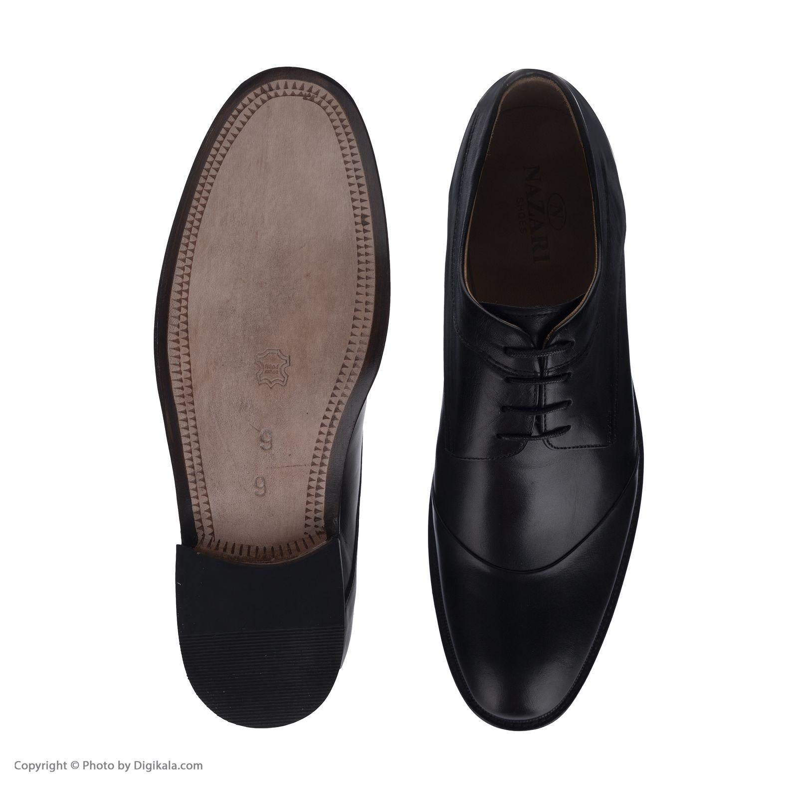 کفش مردانه نظری کد 423 -  - 3