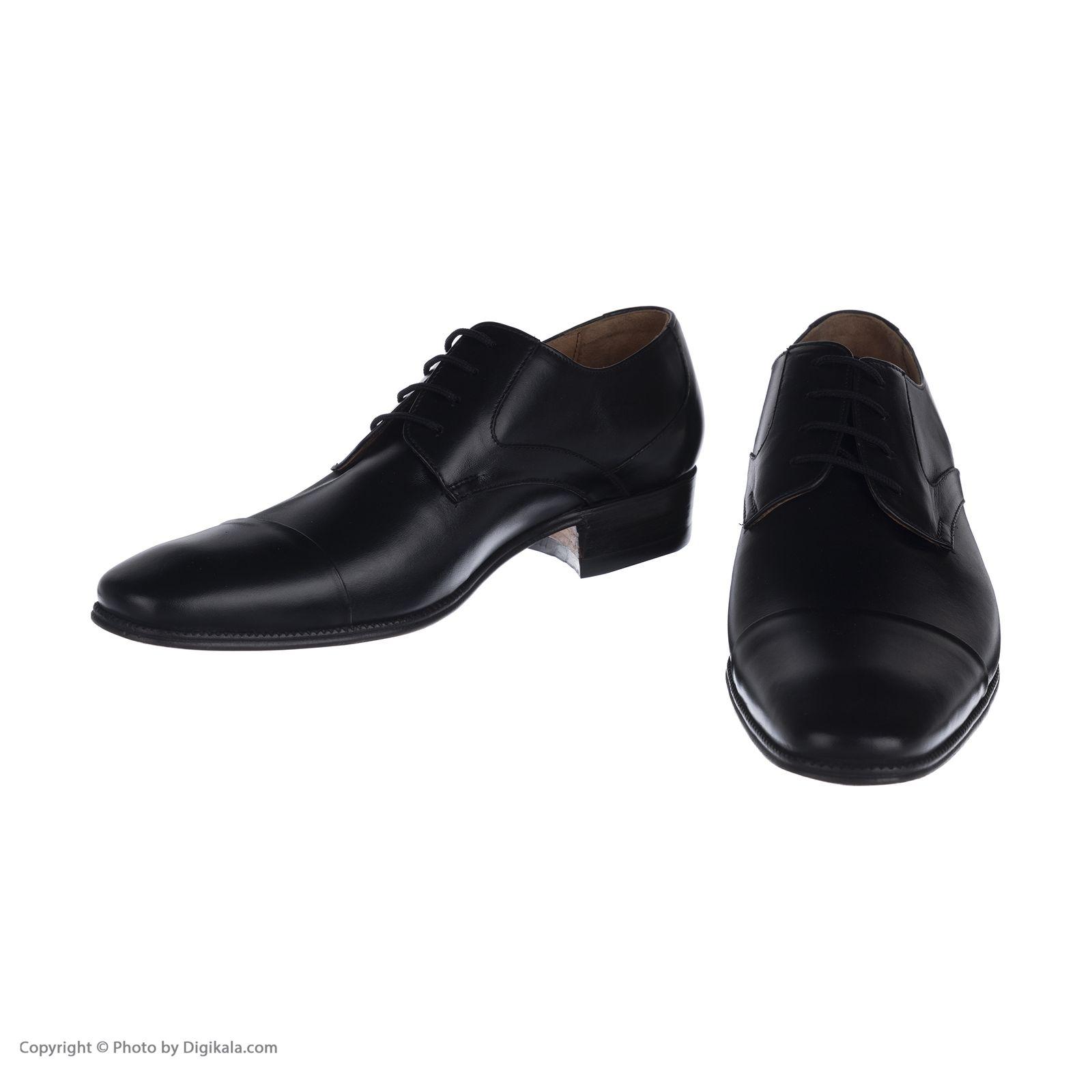 کفش مردانه نظری کد 413 -  - 4