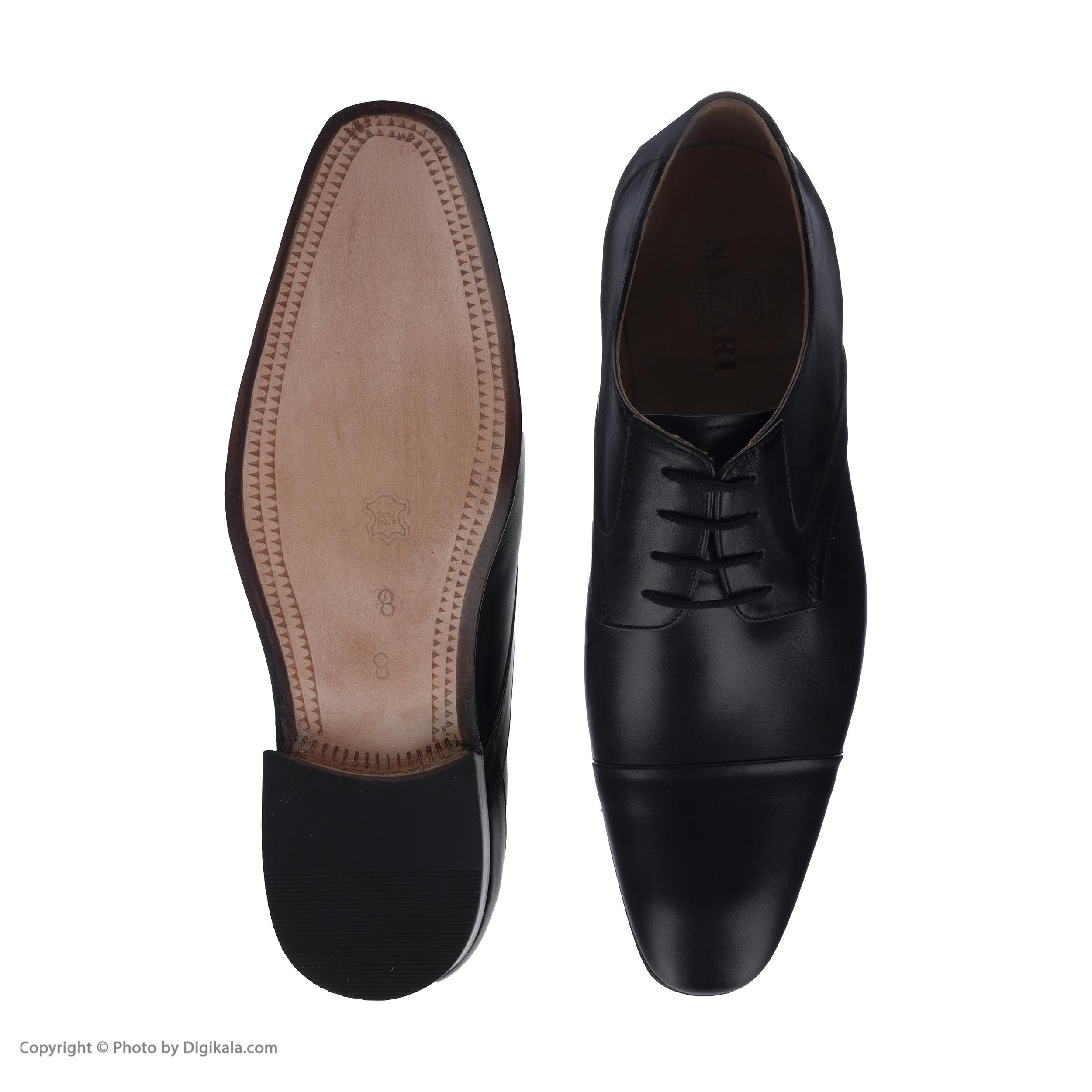 کفش مردانه نظری کد 413 -  - 3