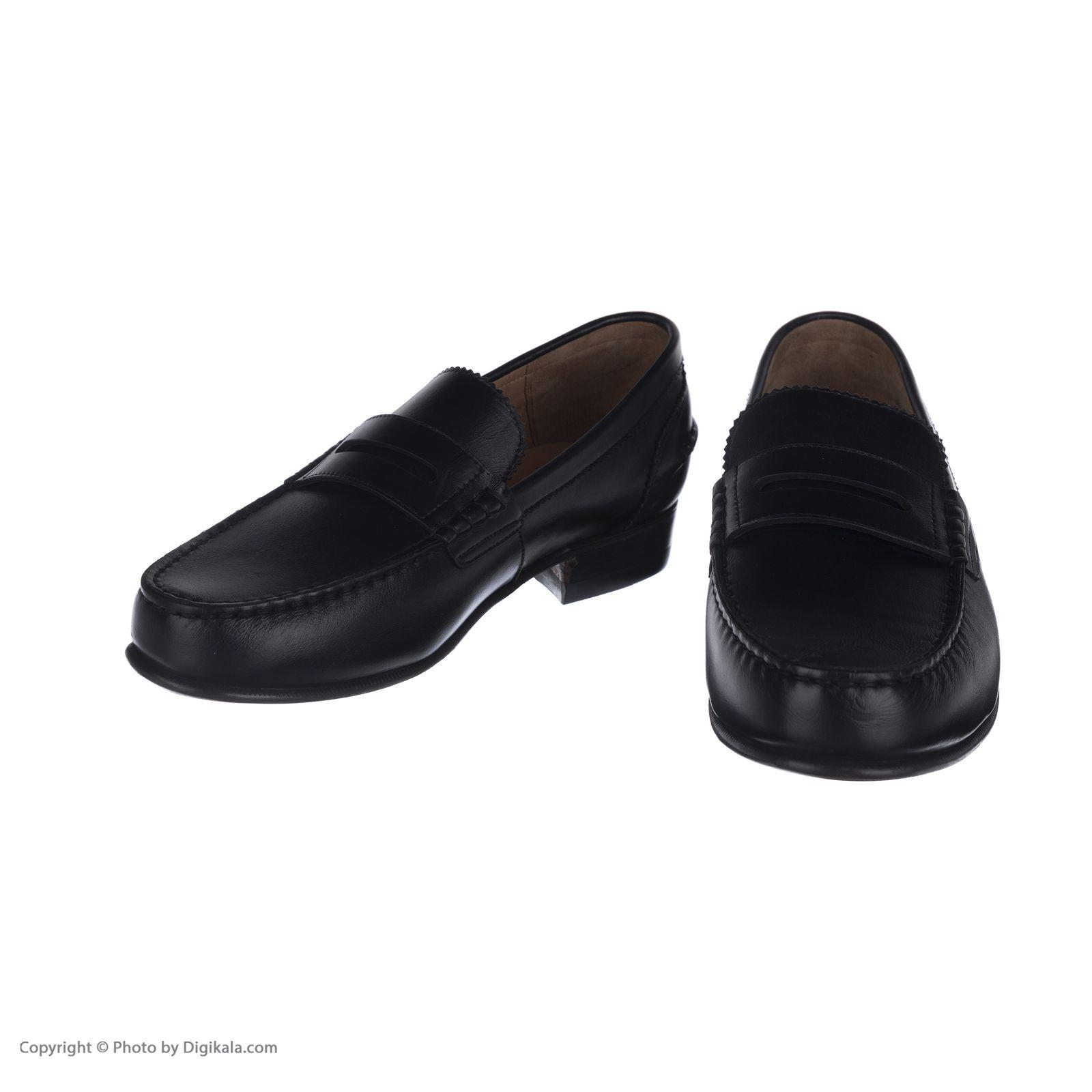 کفش مردانه نظری کد 410 -  - 4