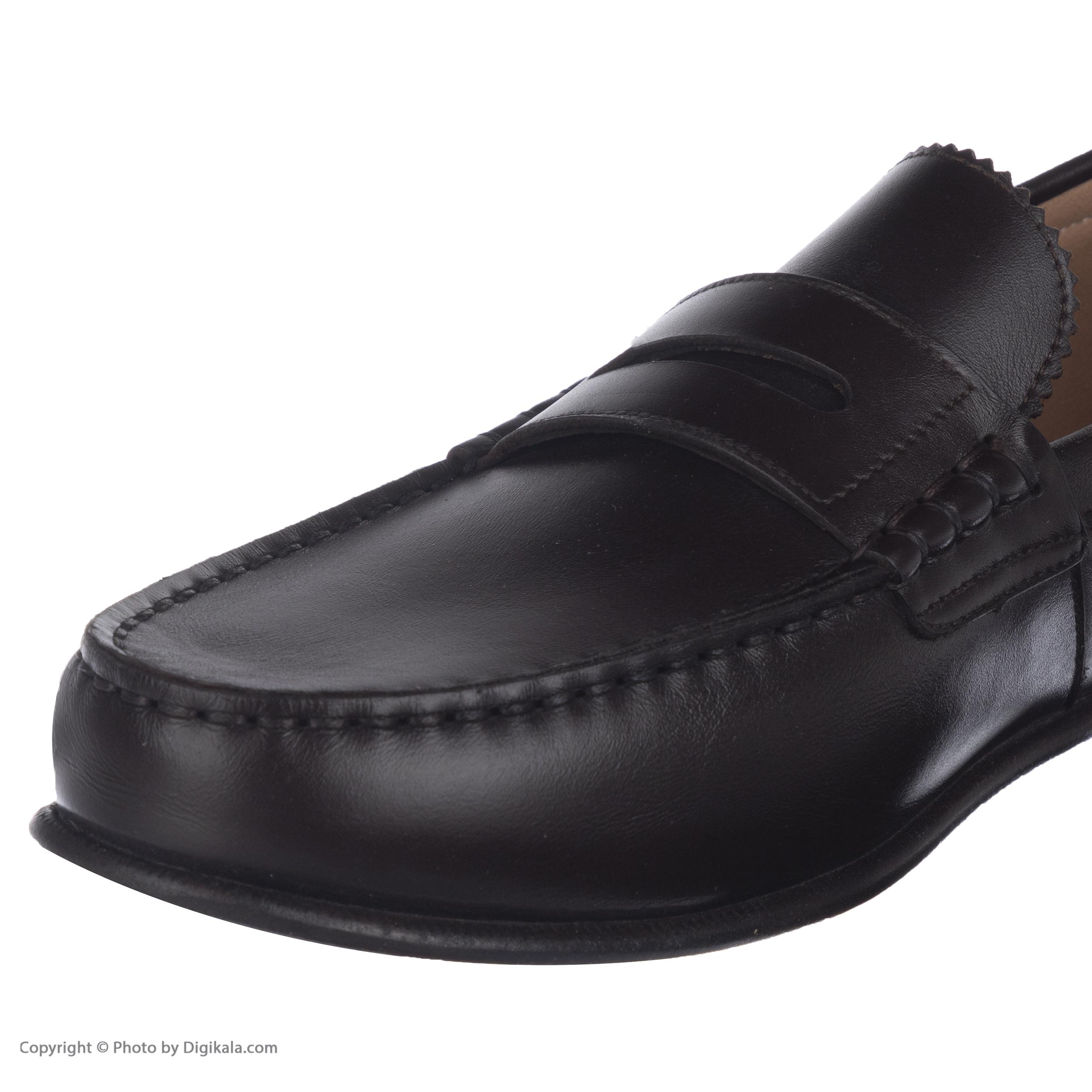 کفش مردانه نظری کد 436 -  - 6