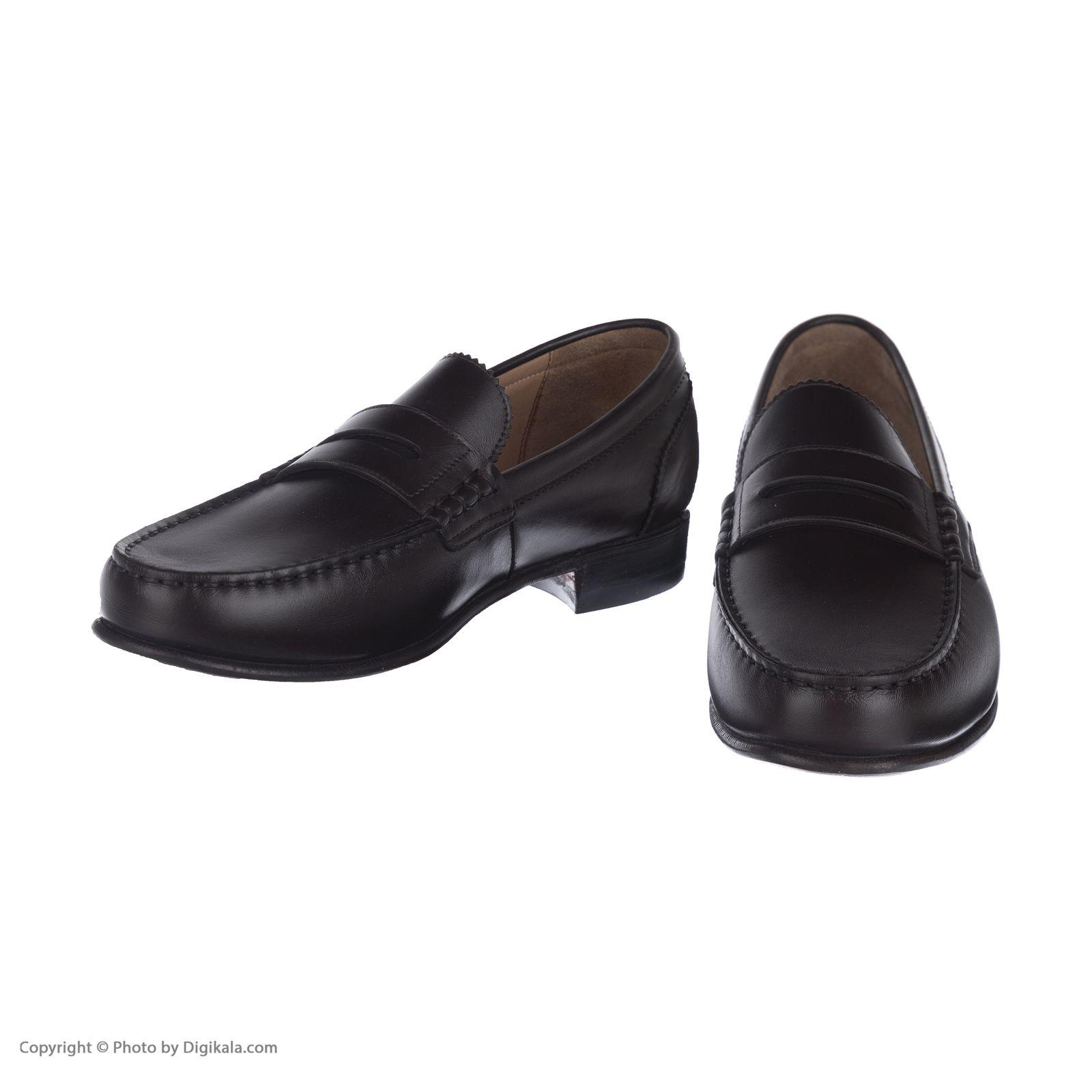 کفش مردانه نظری کد 436 -  - 4