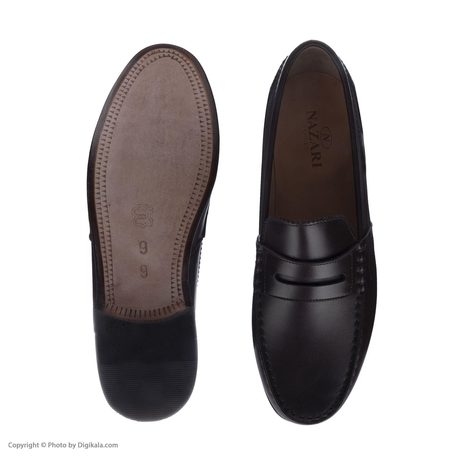 کفش مردانه نظری کد 436 -  - 3
