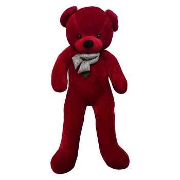 عروسک طرح خرس کد 009 ارتفاع 160 سانتی متر