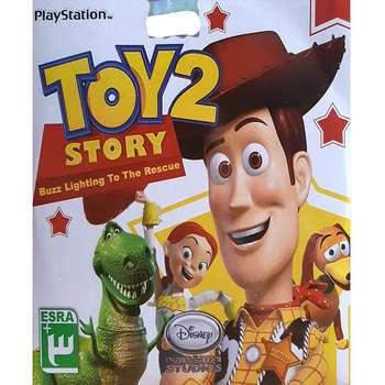 بازی TOY STORY 2 مخصوص PS1