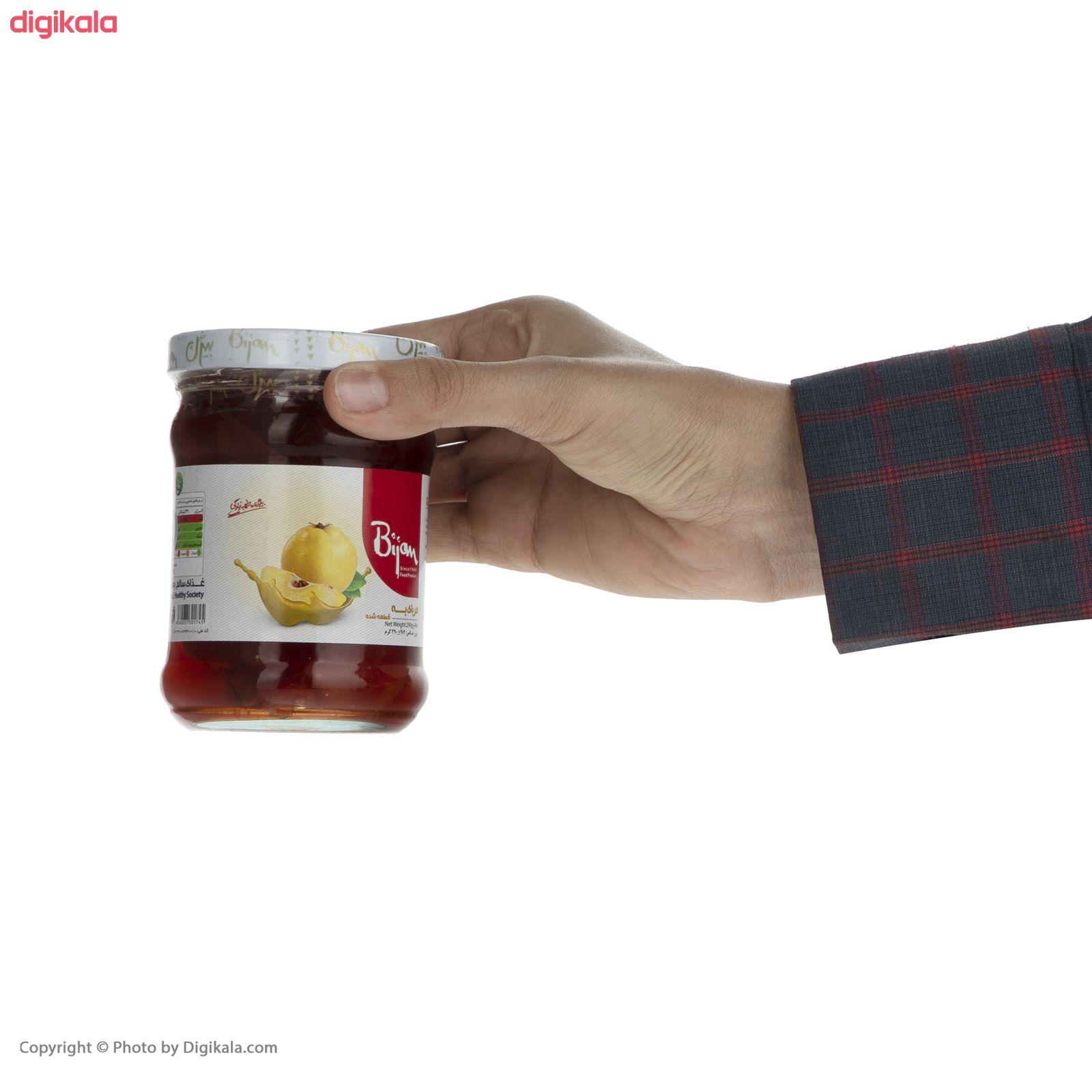 مربا به بیژن - 290 گرم  main 1 5