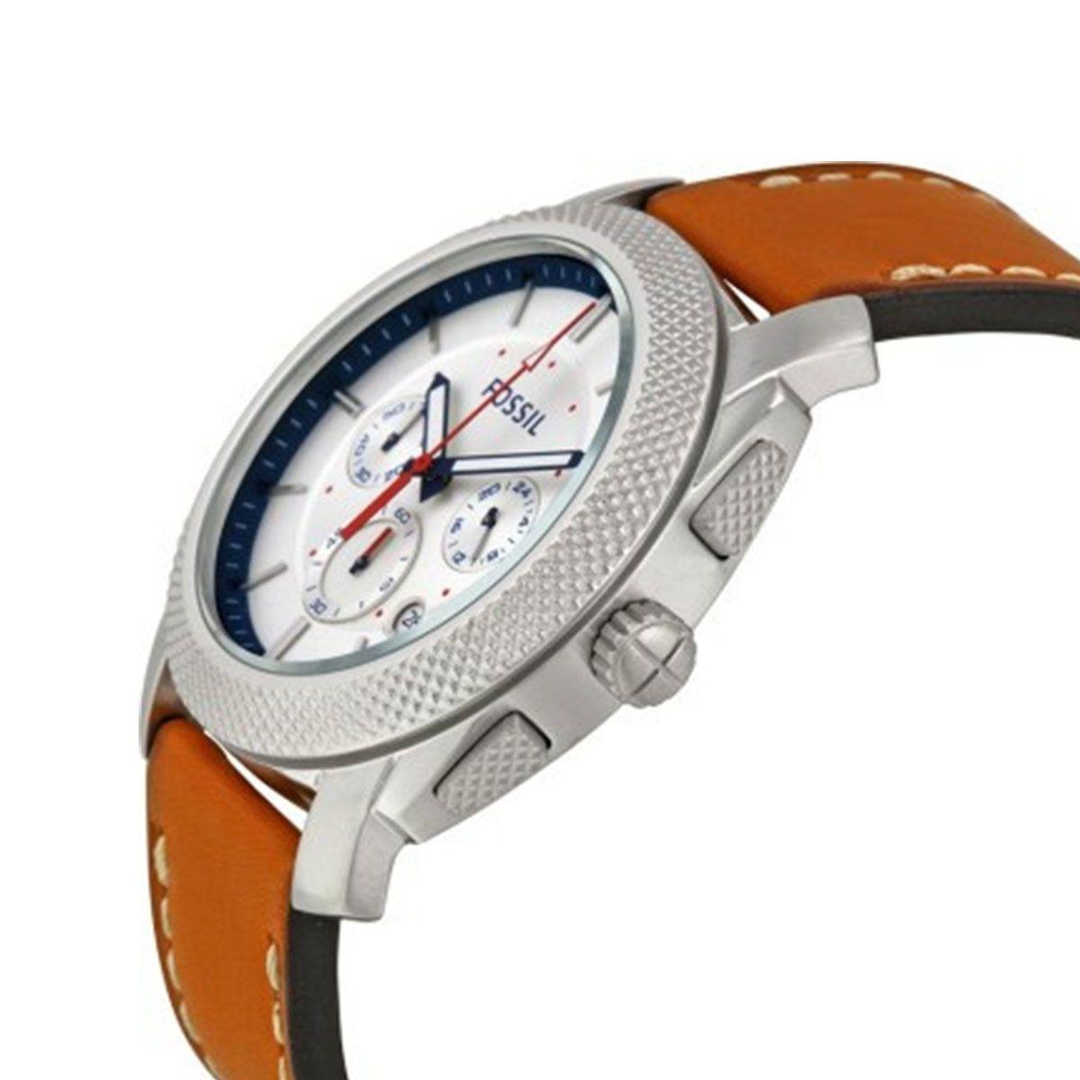 ساعت مچی عقربه ای مردانه فسیل مدل FS5063 -  - 3