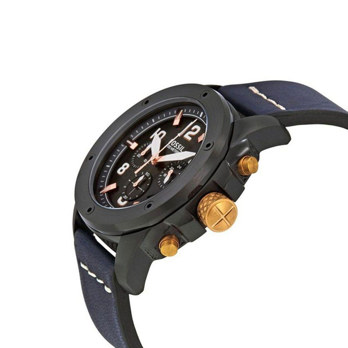 ساعت مچی عقربه ای مردانه فسیل مدل FS5066 -  - 1