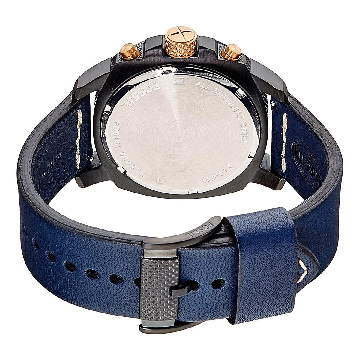 ساعت مچی عقربه ای مردانه فسیل مدل FS5066 -  - 2