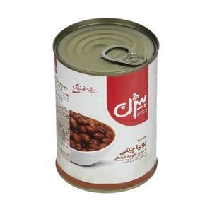 کنسرو لوبیا چیتی با سس گوجه فرنگی - 380 گرم