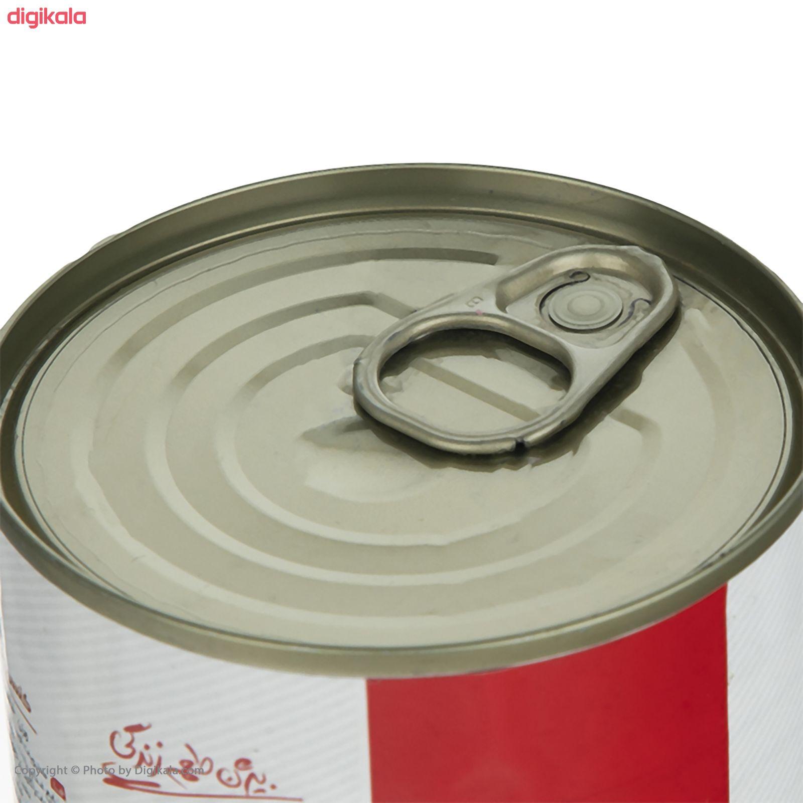 کنسرو لوبیا چیتی با سس گوجه فرنگی بیژن - 380 گرم  main 1 4