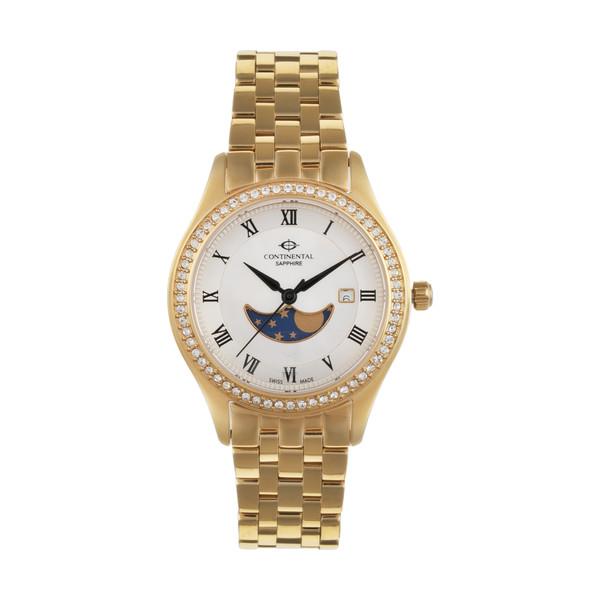 ساعت مچی عقربه ای زنانه کنتیننتال مدل 16105-LM202511