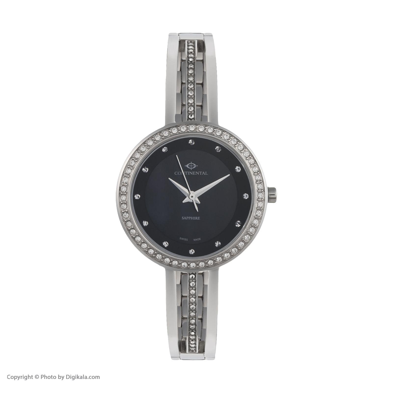 ساعت مچی عقربه ای زنانه کنتیننتال مدل 17002-LT101571 -  - 1