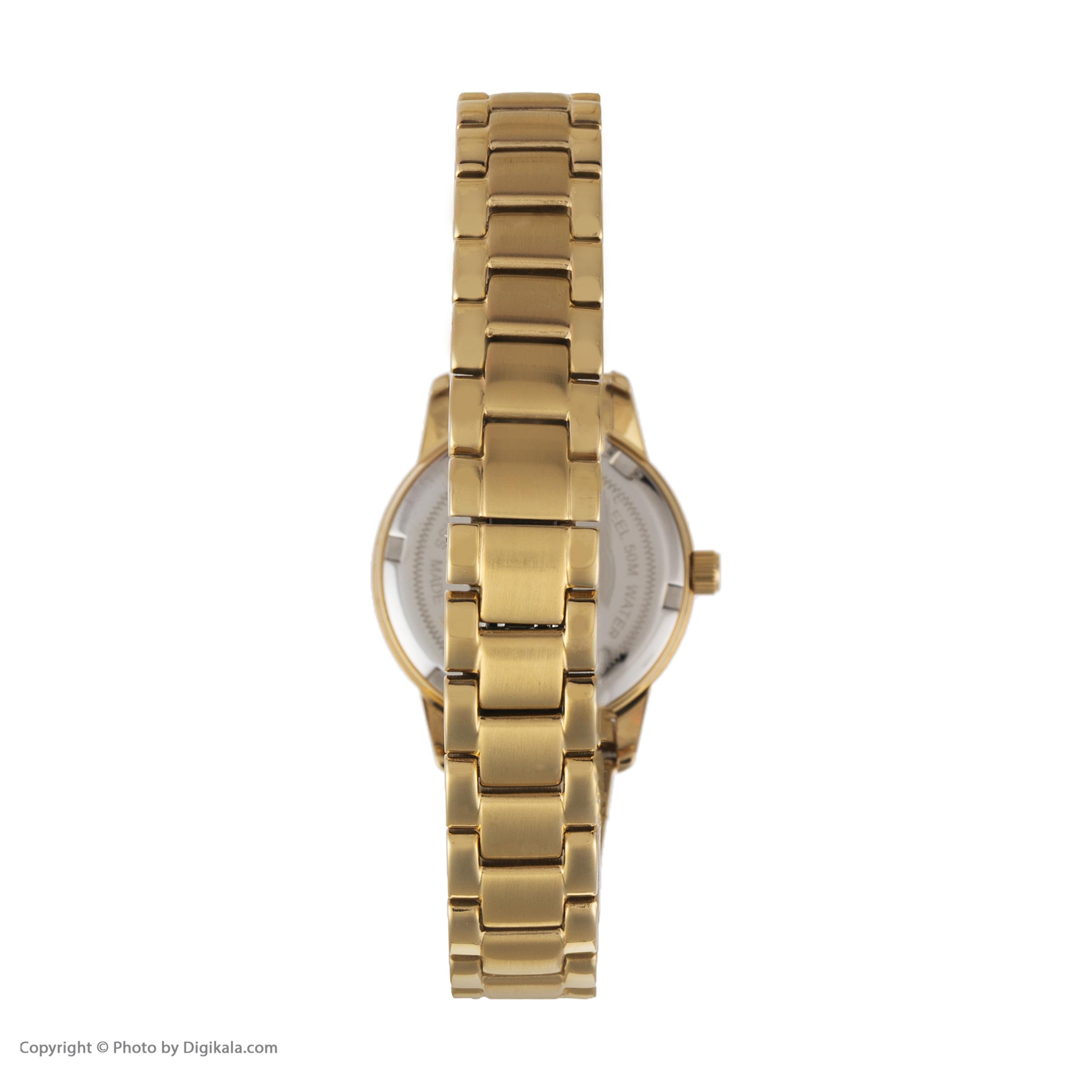 ساعت مچی عقربه ای زنانه کنتیننتال مدل 16204-lt202330 -  - 3