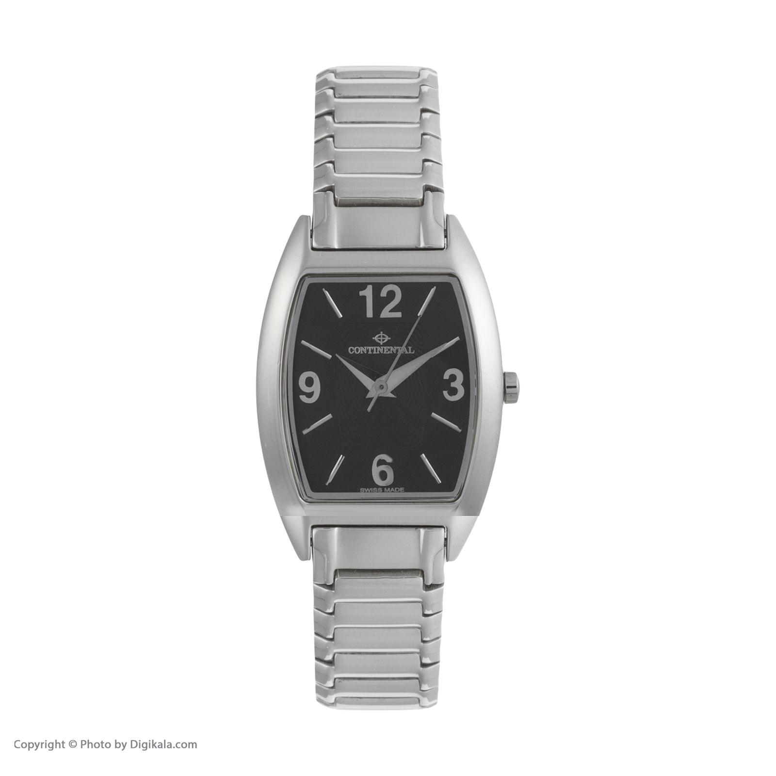 ساعت مچی عقربه ای زنانه کنتیننتال مدل 5074-204 -  - 1