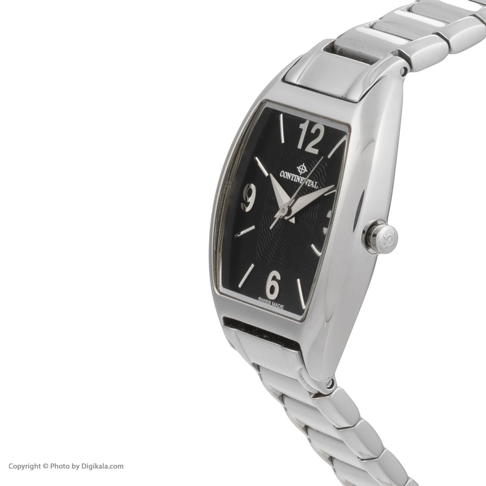 ساعت مچی عقربه ای زنانه کنتیننتال مدل 5074-204 -  - 2