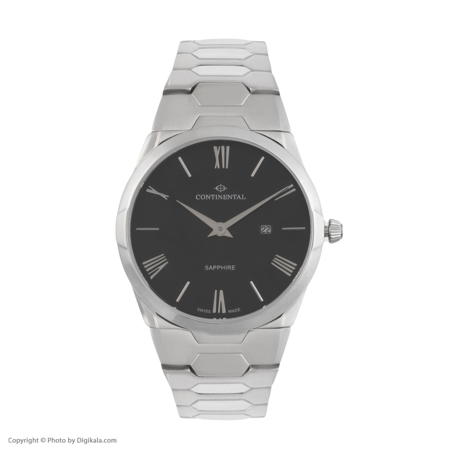 ساعت مچی عقربه ای زنانه کنتیننتال مدل 18601-LD101410 -  - 1