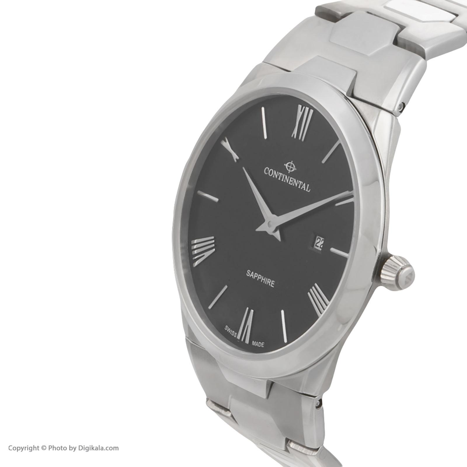 ساعت مچی عقربه ای زنانه کنتیننتال مدل 18601-LD101410 -  - 2