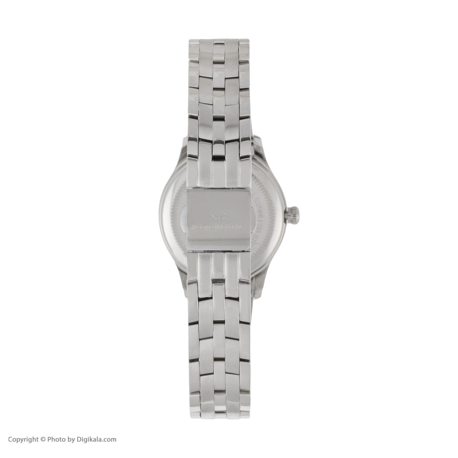ساعت مچی عقربه ای زنانه کنتیننتال مدل 18102-LD101130 -  - 3