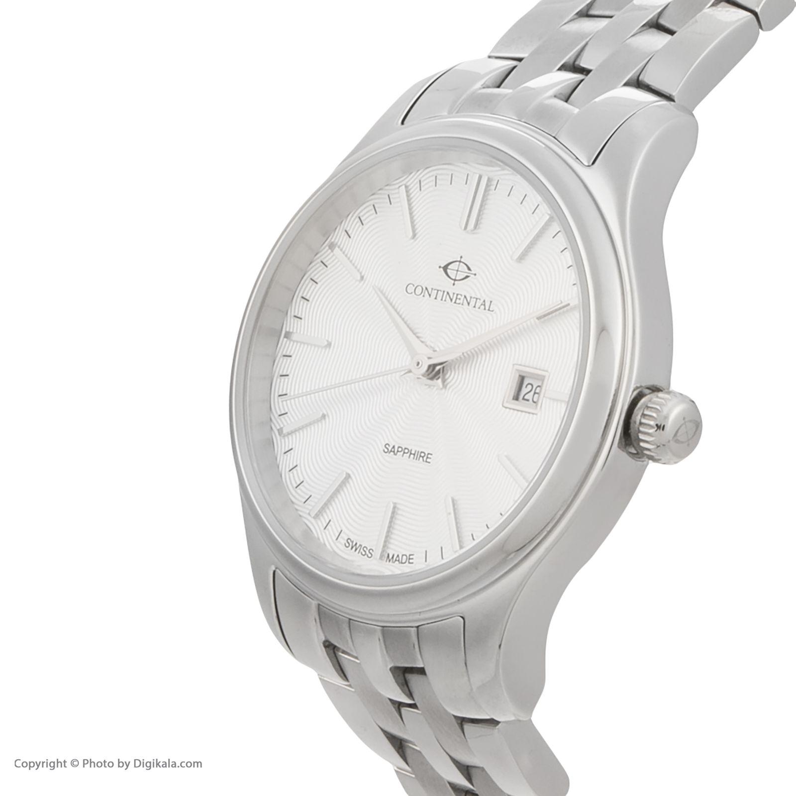 ساعت مچی عقربه ای زنانه کنتیننتال مدل 18102-LD101130 -  - 2