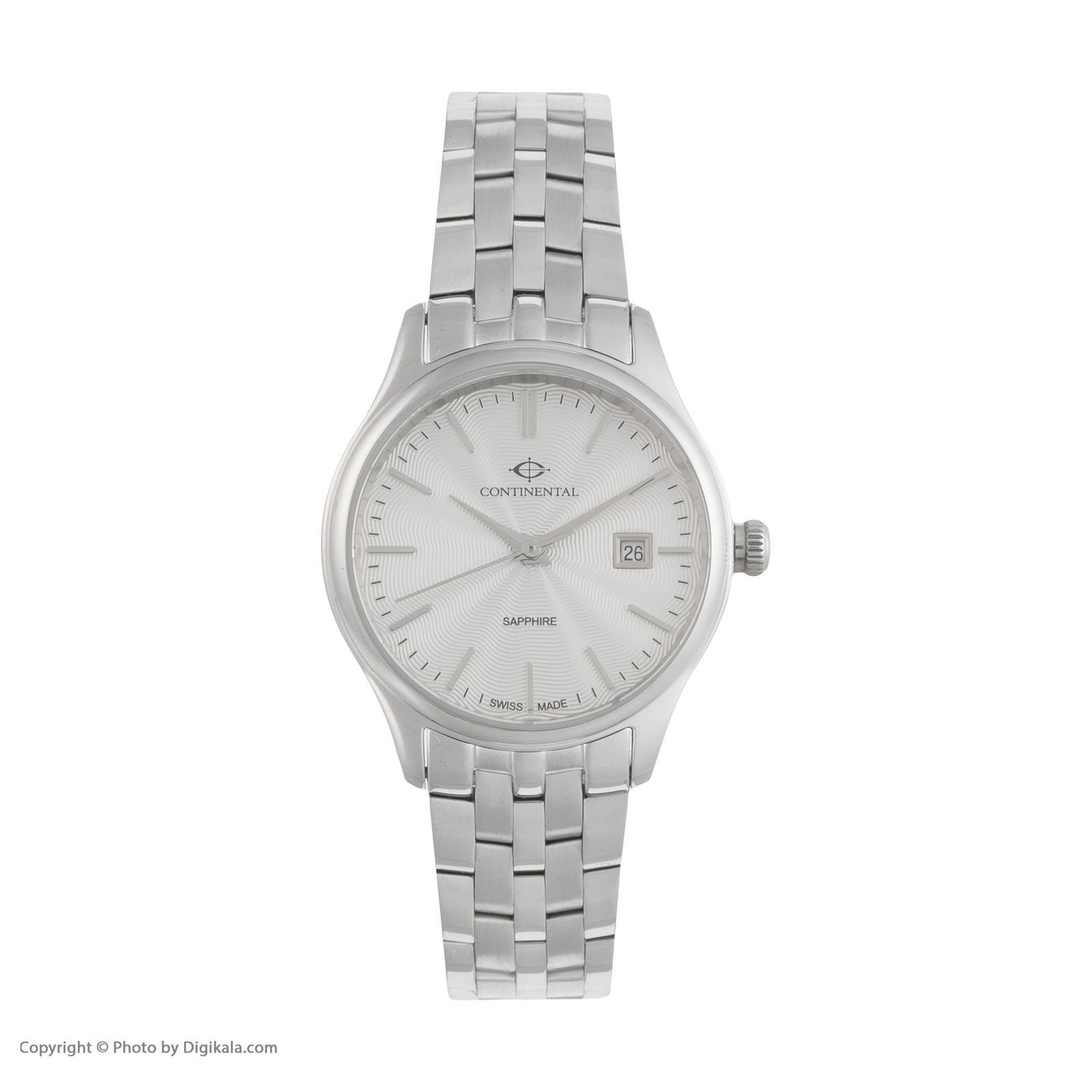 ساعت مچی عقربه ای زنانه کنتیننتال مدل 18102-LD101130 -  - 1