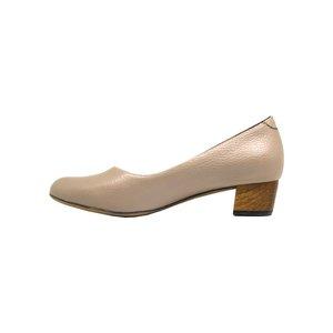 کفش زنانه چرم آرا مدل sh010 vis