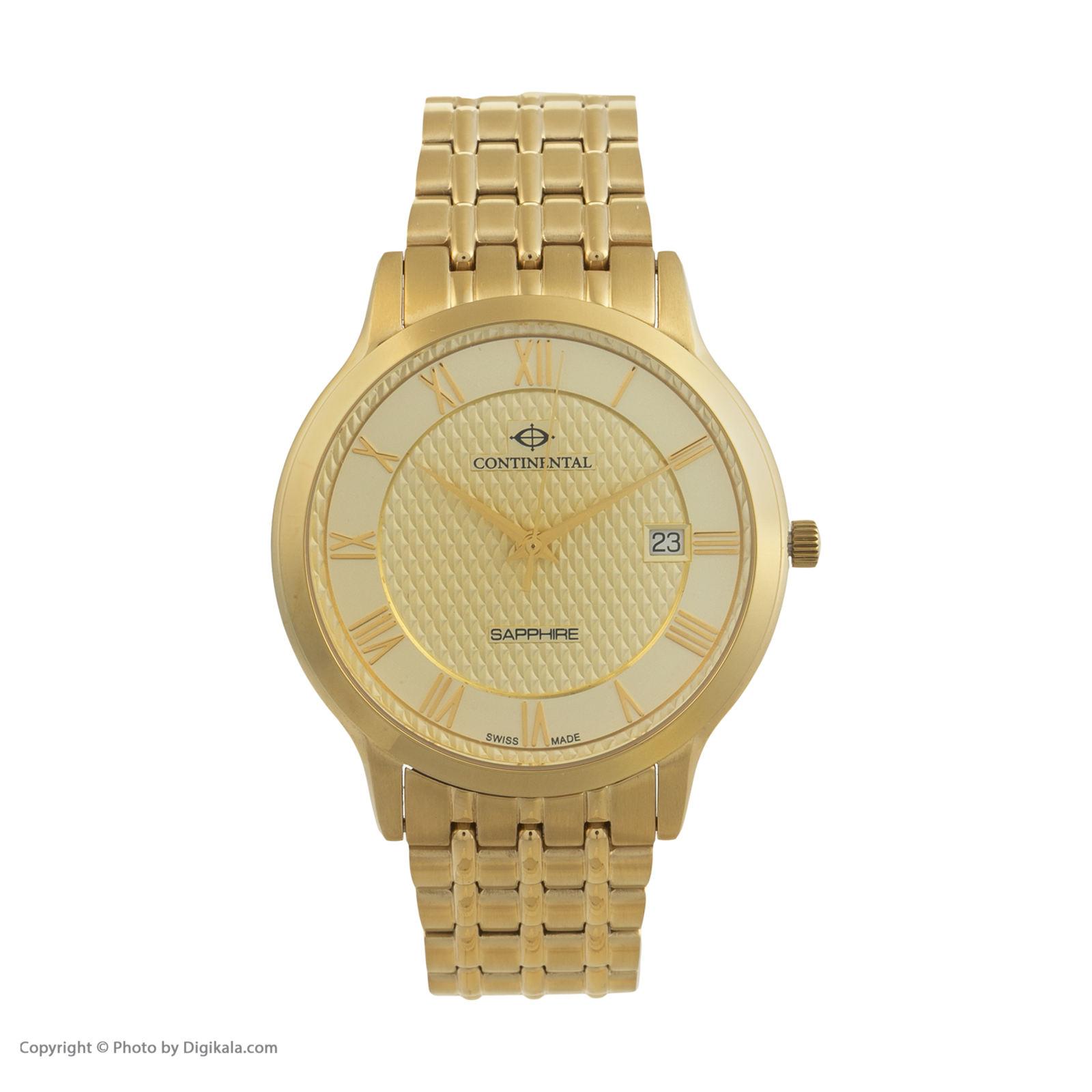 ساعت مچی عقربه ای مردانه کنتیننتال مدل 18351-GD202310 -  - 1