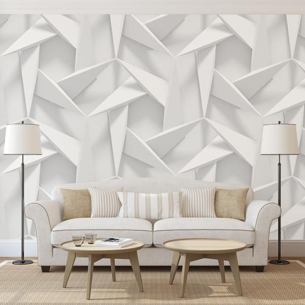 کاغذ دیواری سه بعدی بنی دکو مدل W21