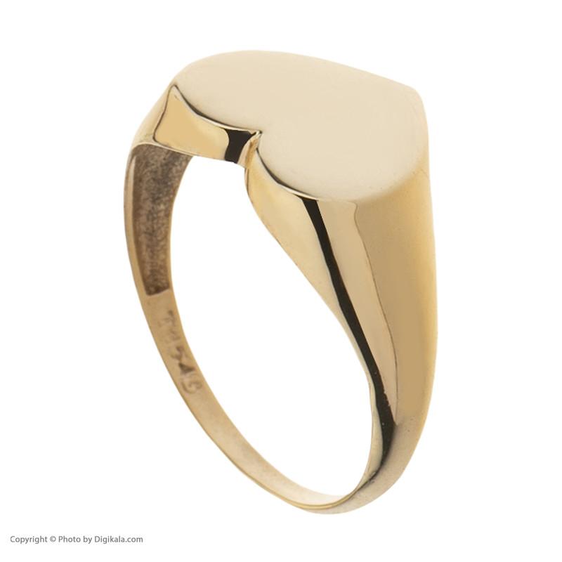انگشتر طلا 18 عیار زنانه باراد زر مدل 685