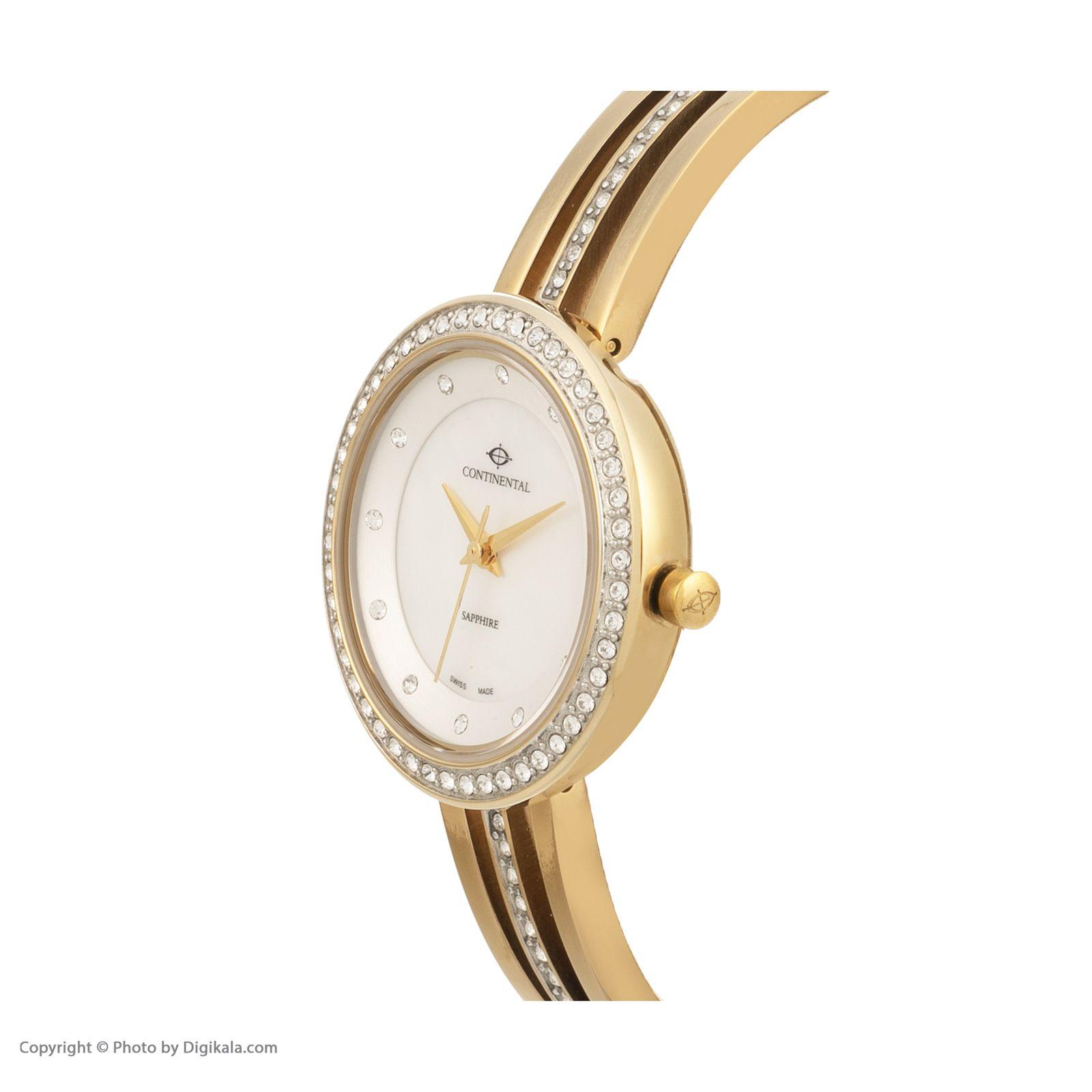 ساعت مچی عقربه ای زنانه کنتیننتال مدل 17002-LT202501 -  - 2