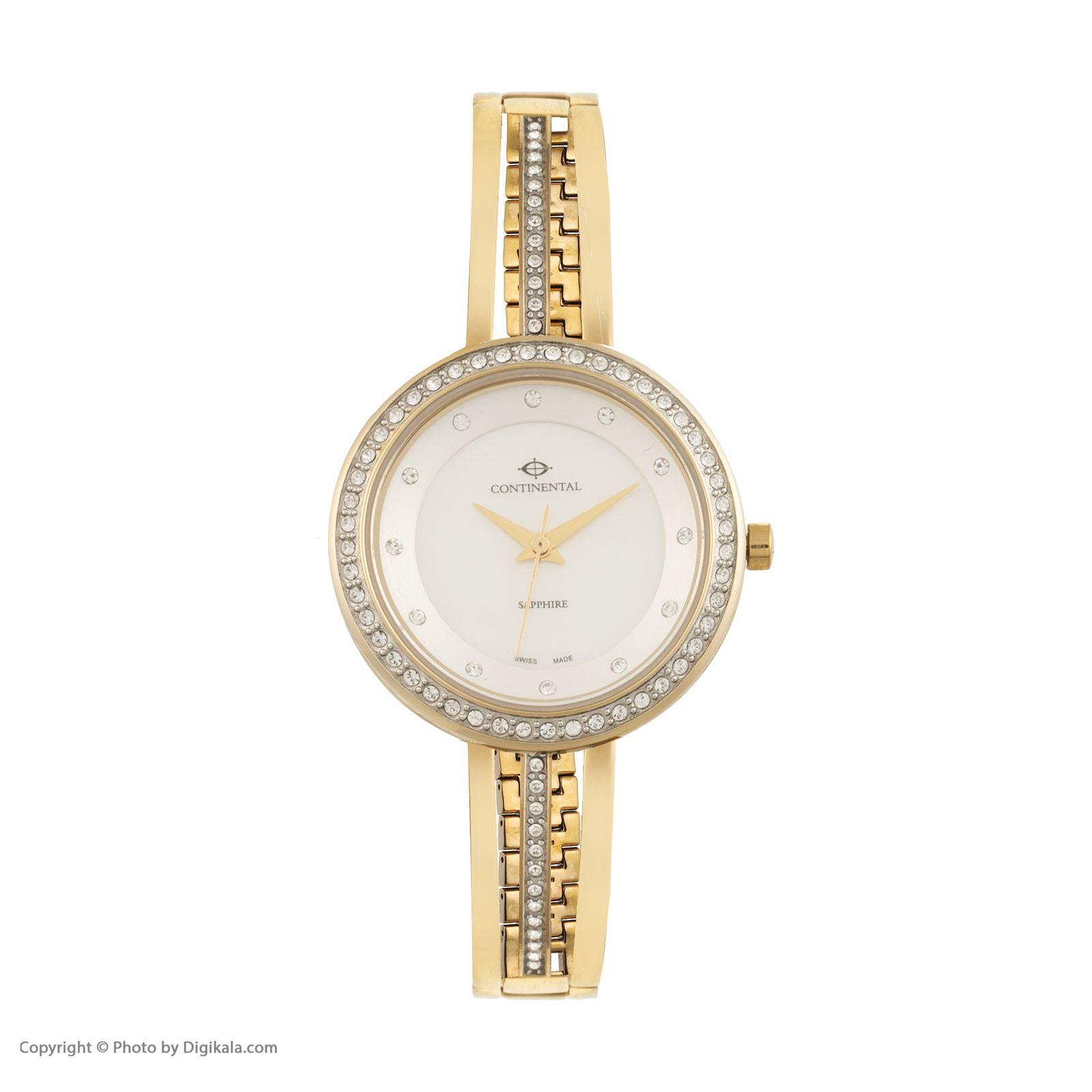 ساعت مچی عقربه ای زنانه کنتیننتال مدل 17002-LT202501 -  - 1