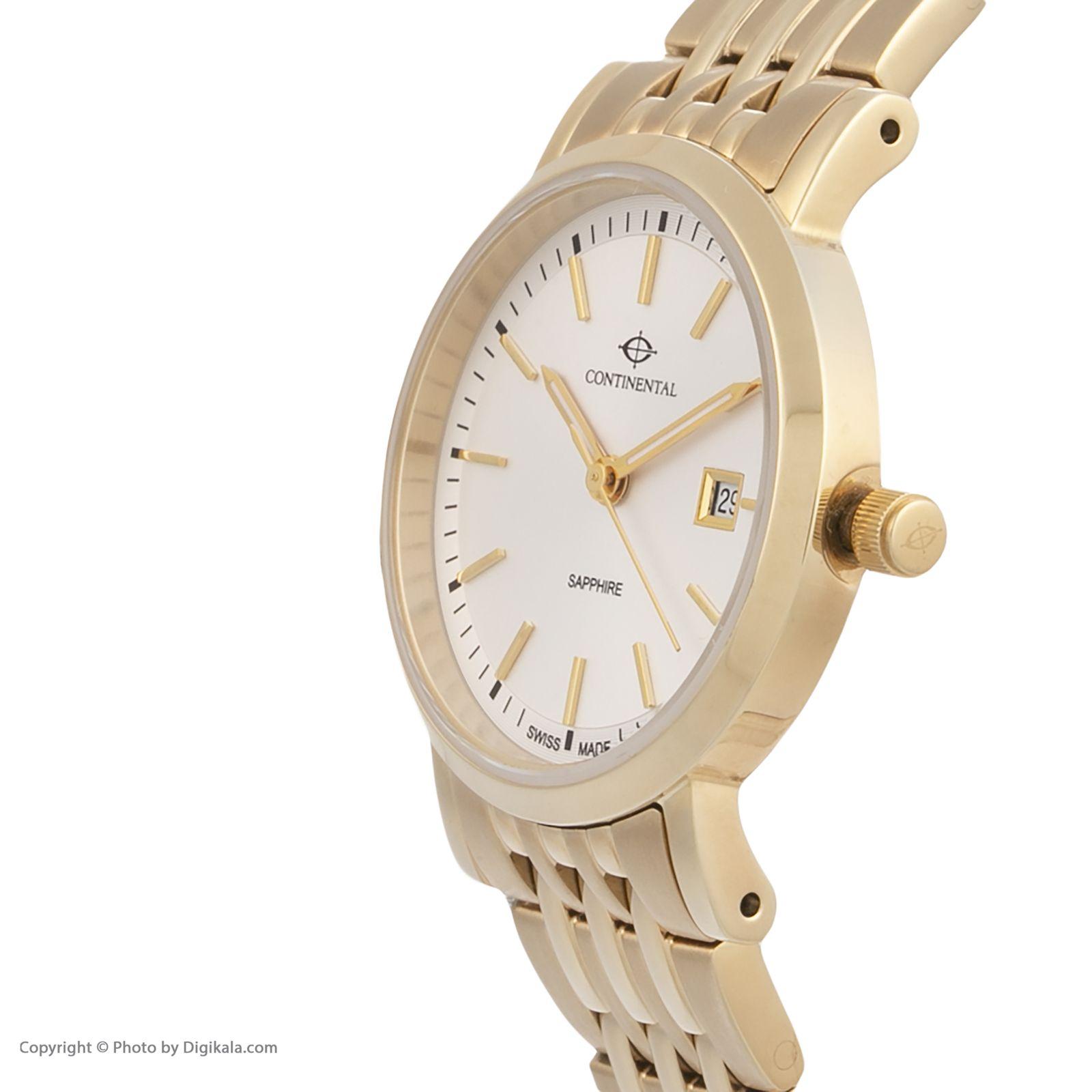 ساعت مچی عقربه ای زنانه کنتیننتال مدل 19101-LD202130 -  - 3