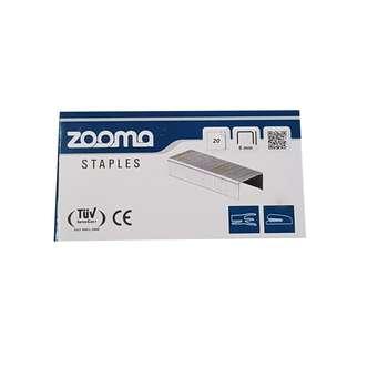 سوزن منگنه زوما کد 555 سایز 24/6 بسته 1000 عددی