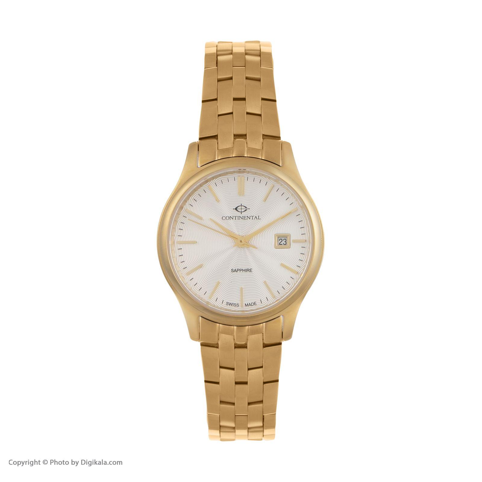 ساعت مچی عقربه ای زنانه کنتیننتال مدل 18102-LD202130 -  - 1