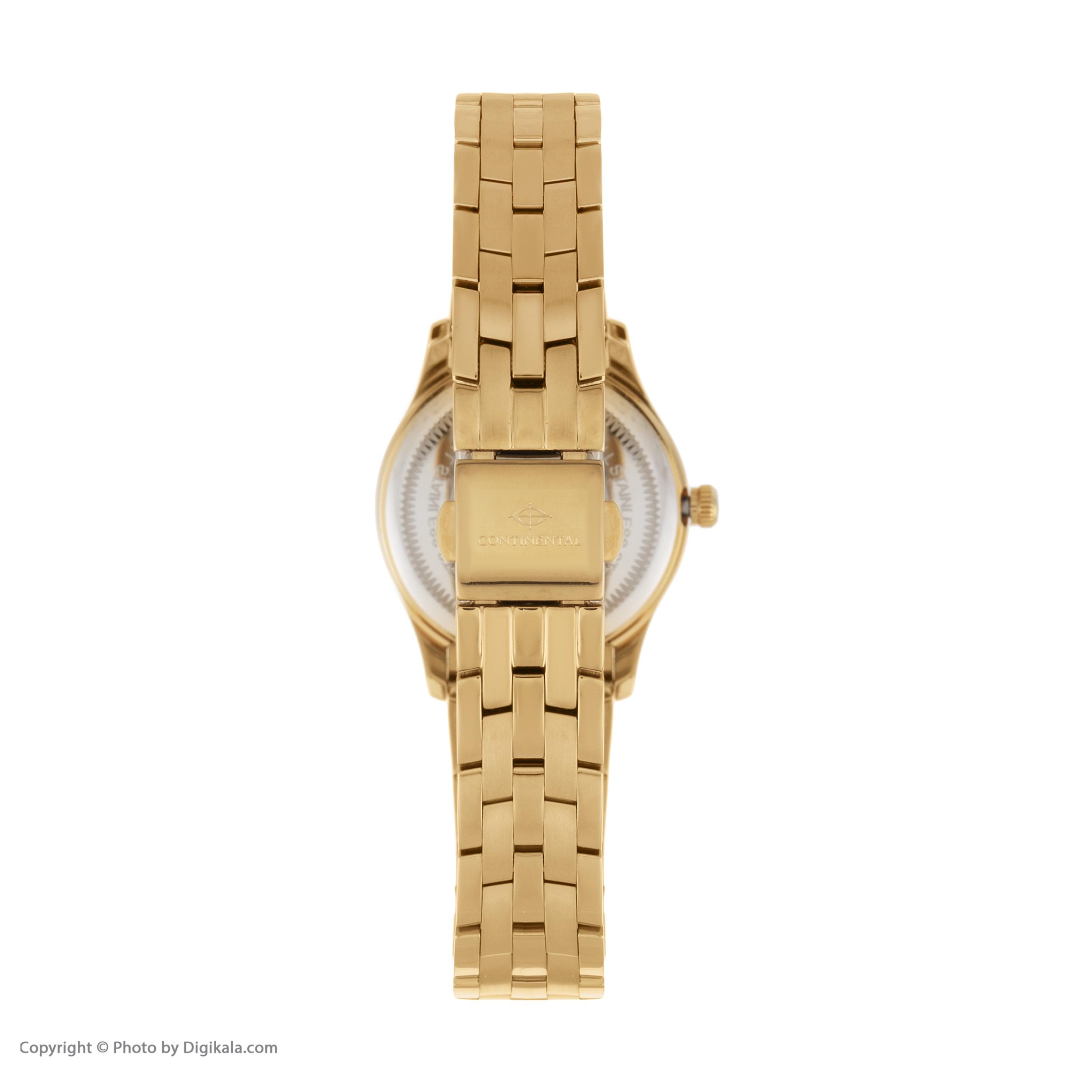 ساعت مچی عقربه ای زنانه کنتیننتال مدل 18102-LD202130 -  - 3