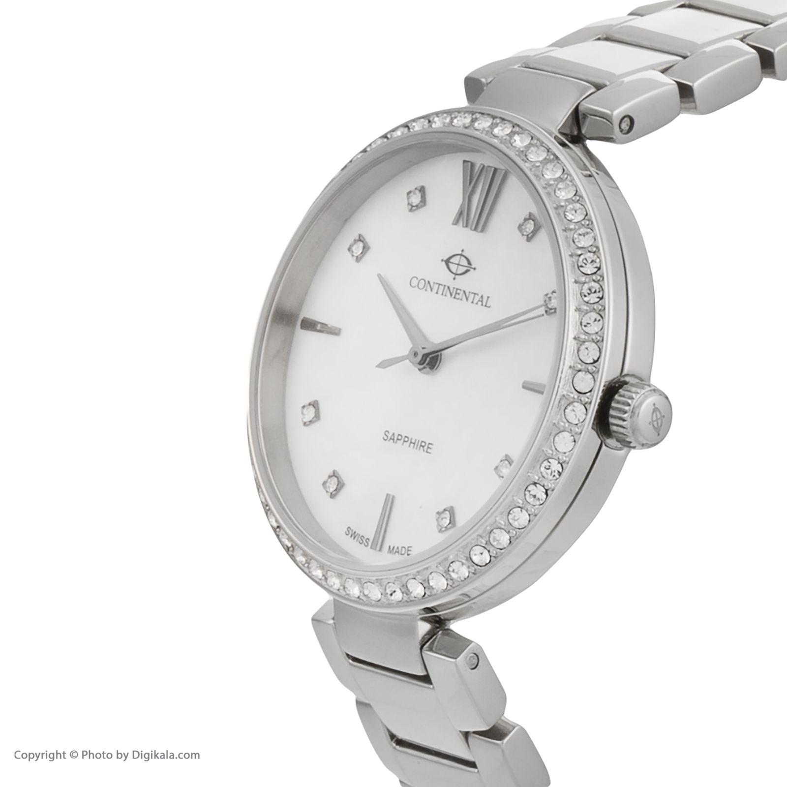 ساعت مچی عقربه ای زنانه کنتیننتال مدل 19601-LT101501 -  - 3